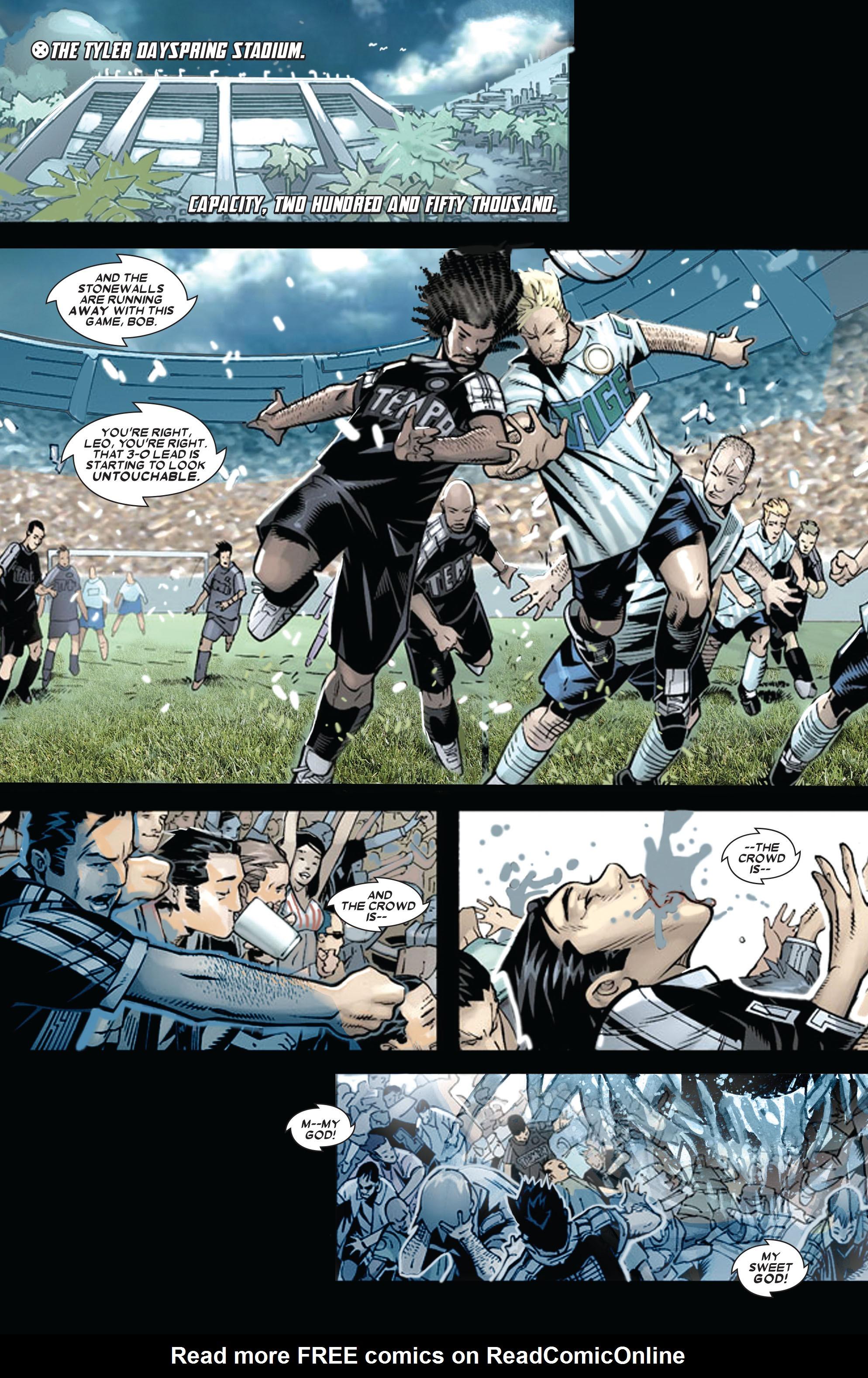 X-Men (1991) 198 Page 10