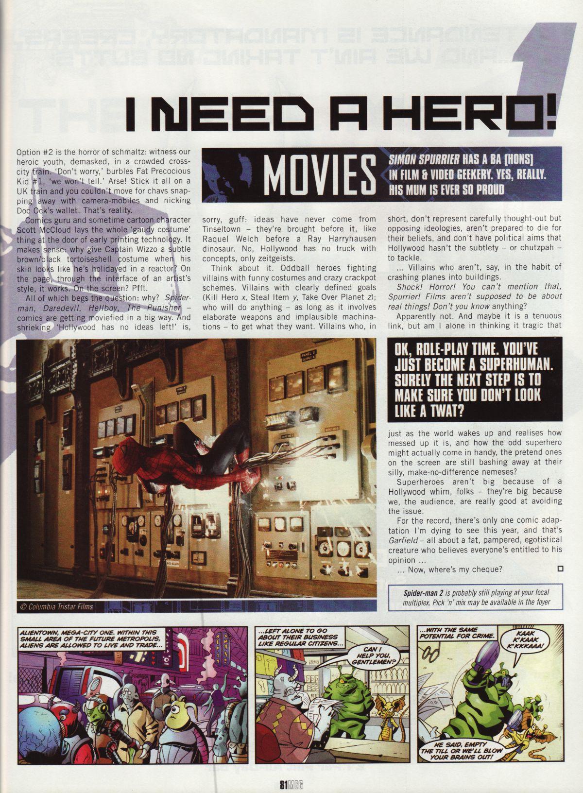 Judge Dredd Megazine (Vol  5) #224 - Read Judge Dredd
