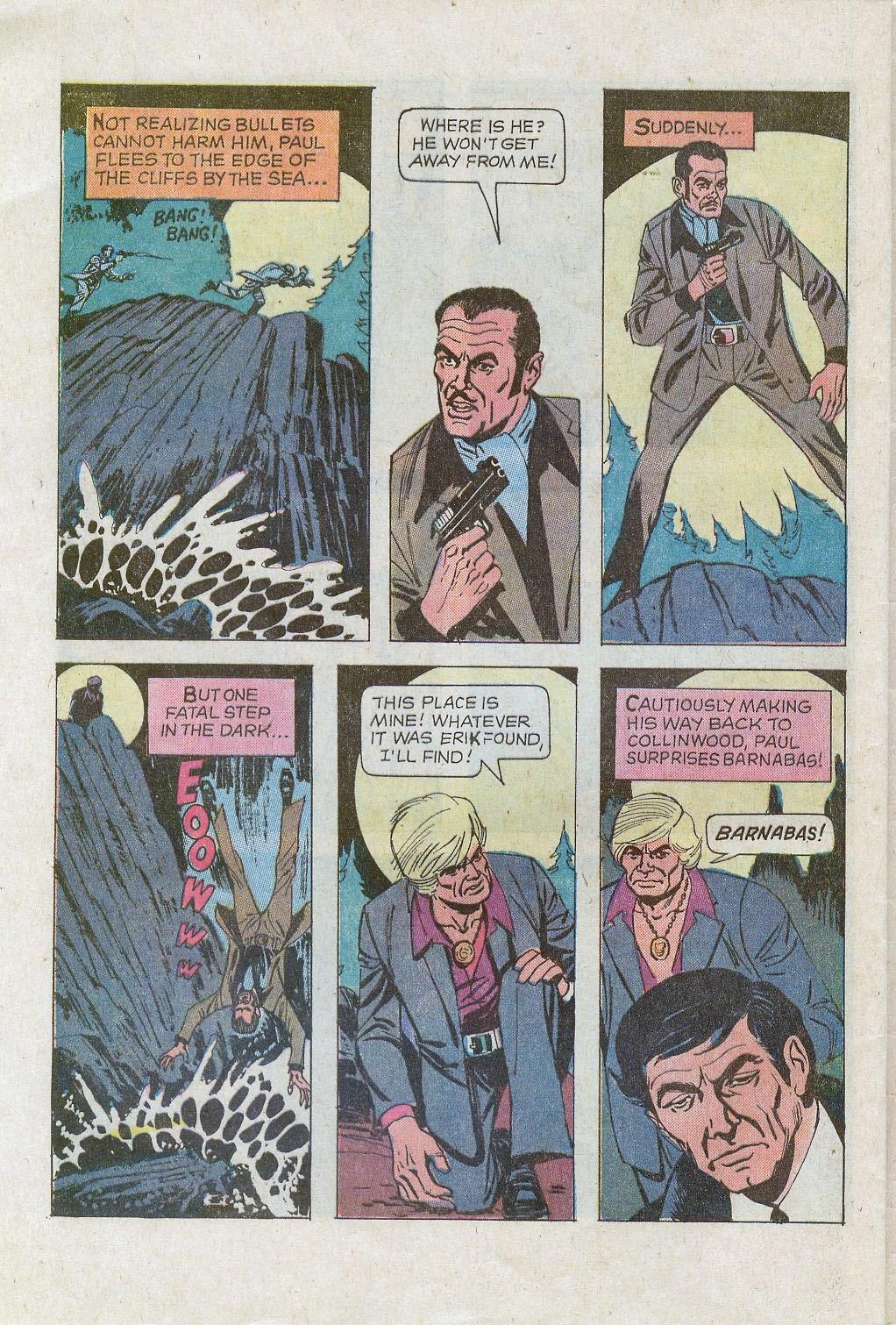 Dark Shadows (1969) issue 18 - Page 32