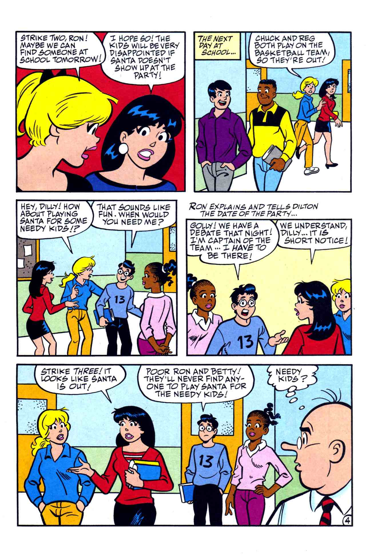 Read online Archie's Girls Betty and Veronica comic -  Issue #231 - 10