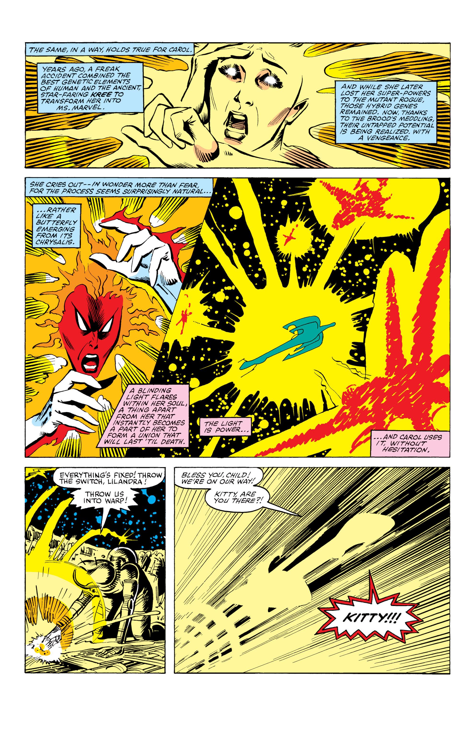 Read online Uncanny X-Men (1963) comic -  Issue #164 - 10