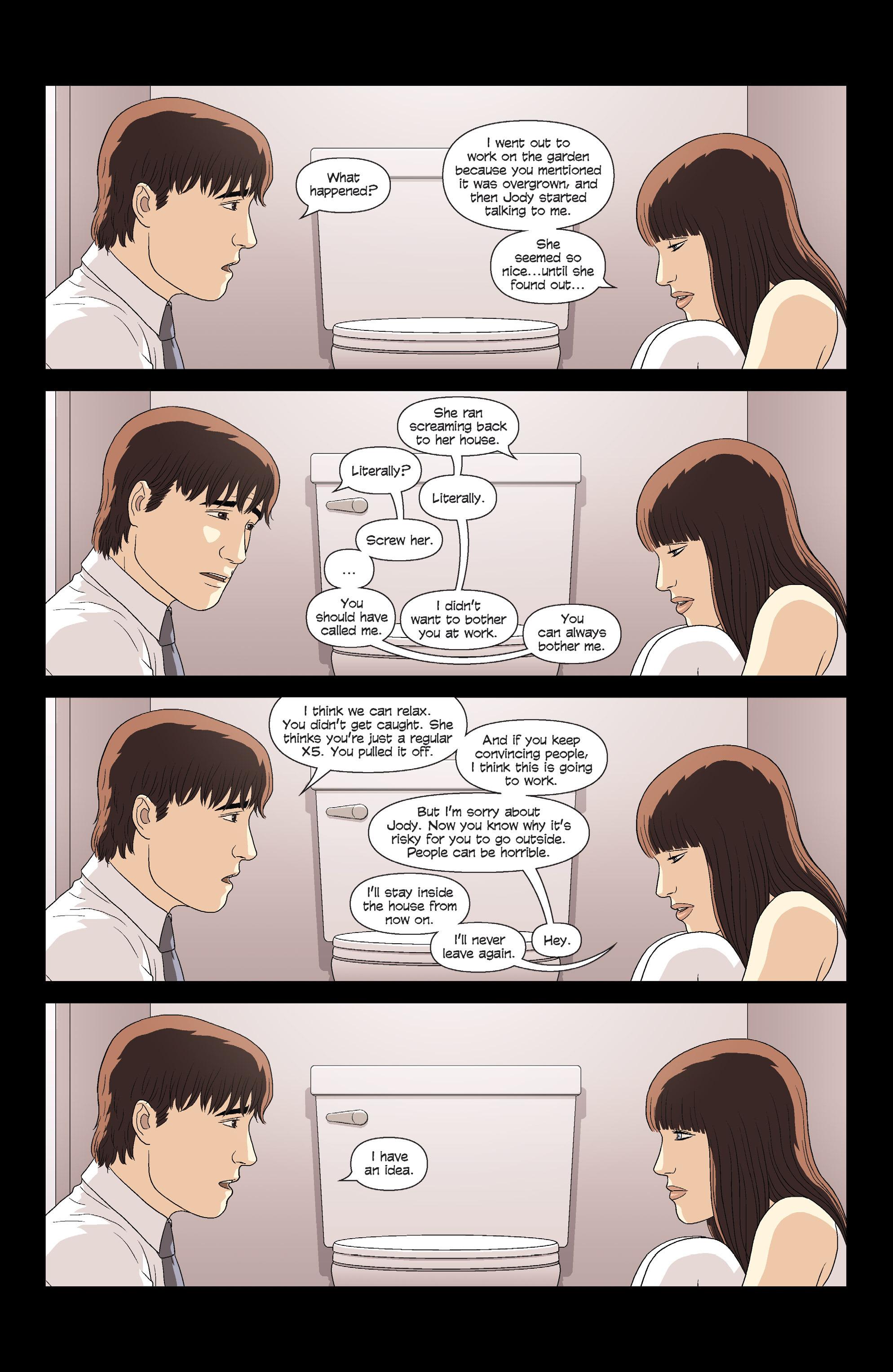 Read online Alex   Ada comic -  Issue # _TPB 2 - 37