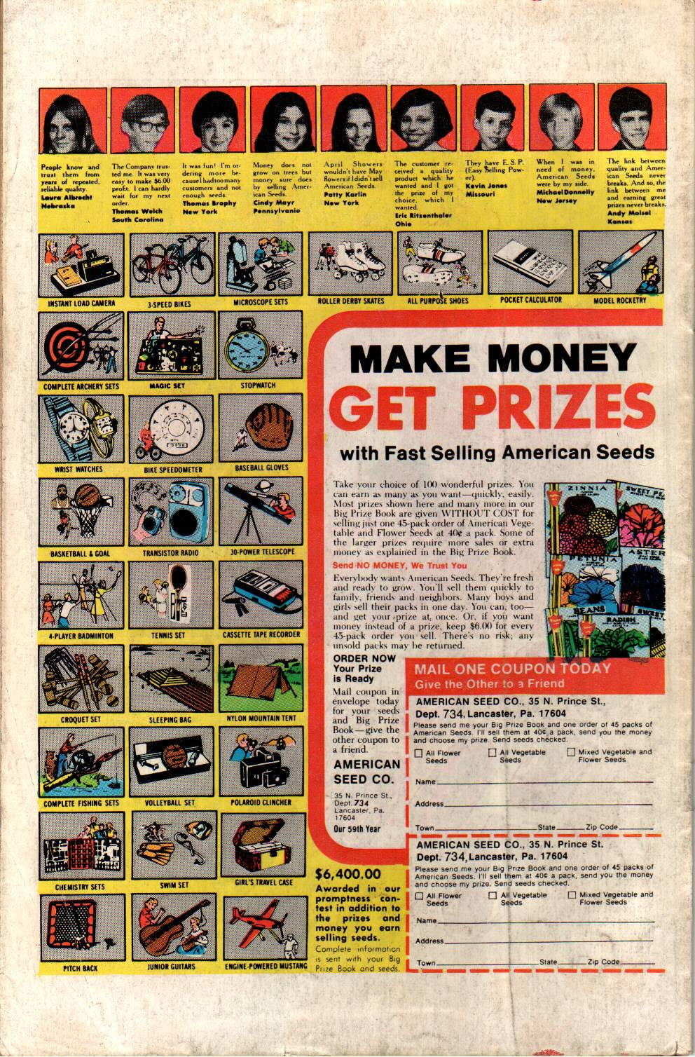 Read online Shazam! (1973) comic -  Issue #29 - 36