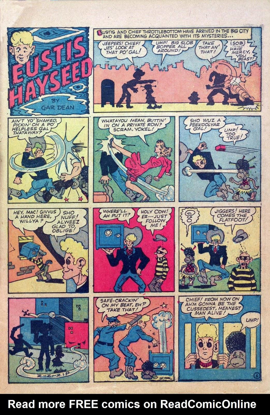 Read online Joker Comics comic -  Issue #1 - 45