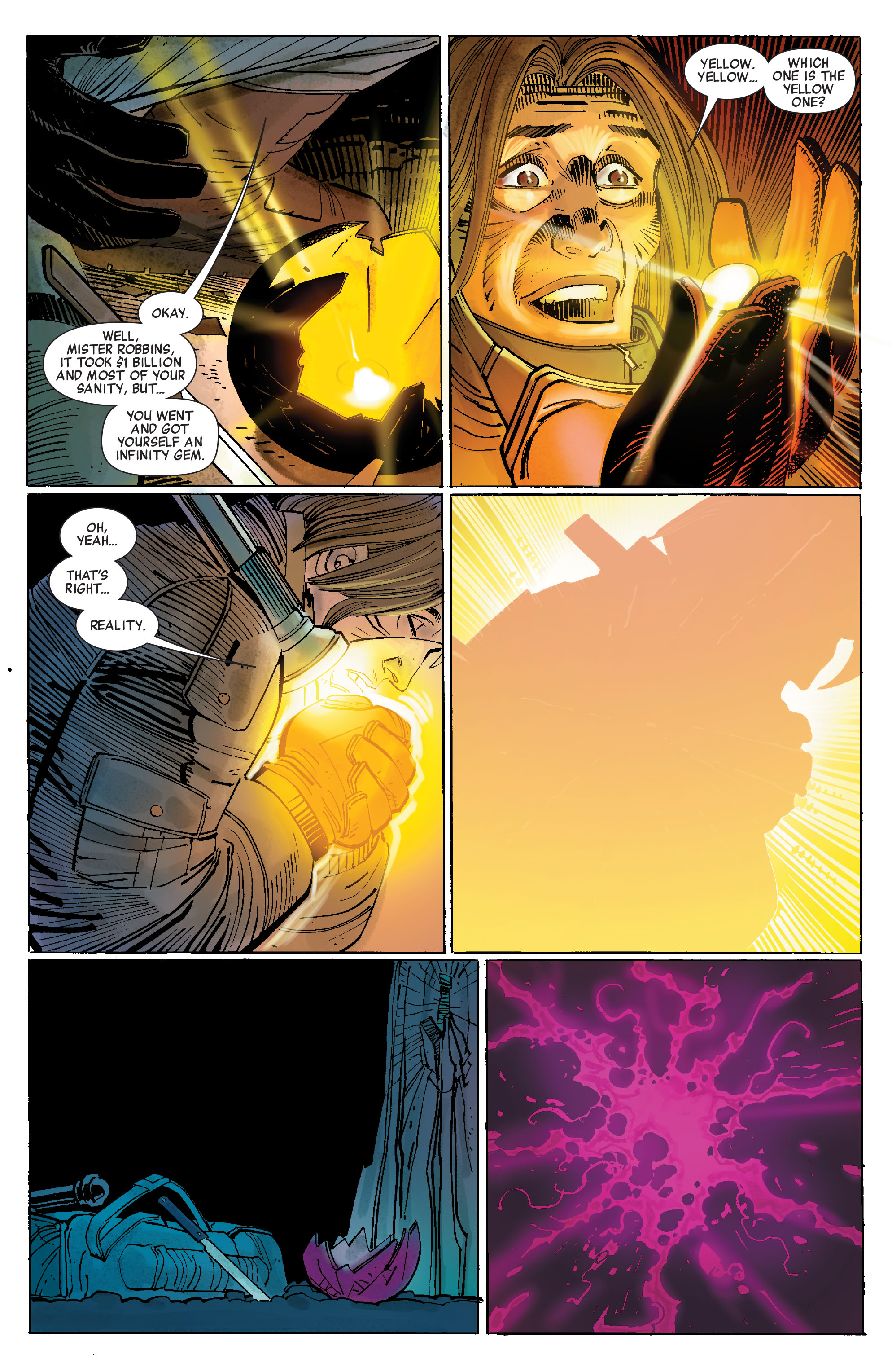Read online Avengers (2010) comic -  Issue #7 - 10