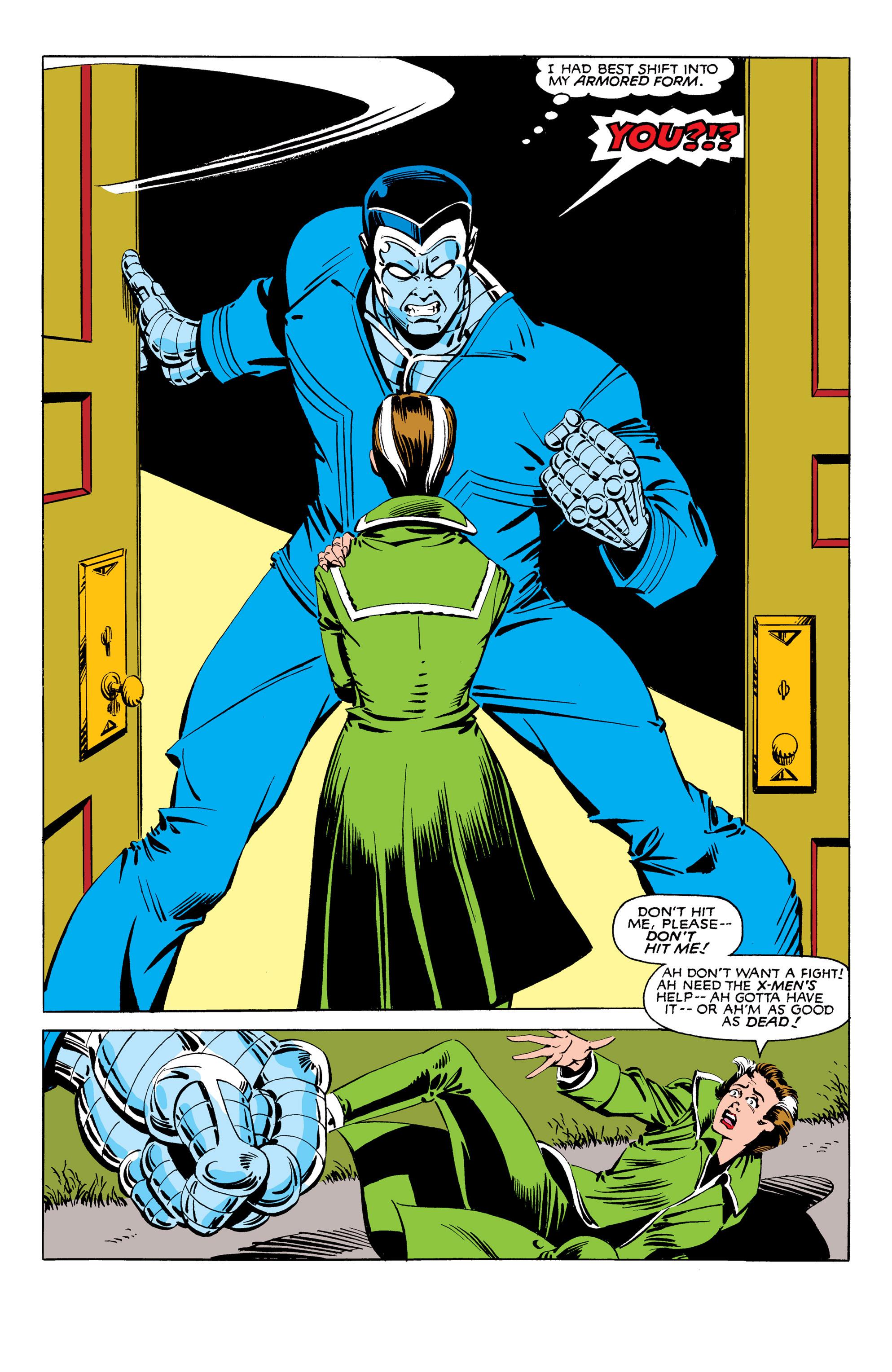 Read online Uncanny X-Men (1963) comic -  Issue #171 - 10