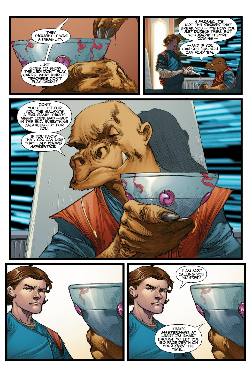 Read online Star Wars Legends: The Old Republic - Epic Collection comic -  Issue # TPB 3 (Part 3) - 72