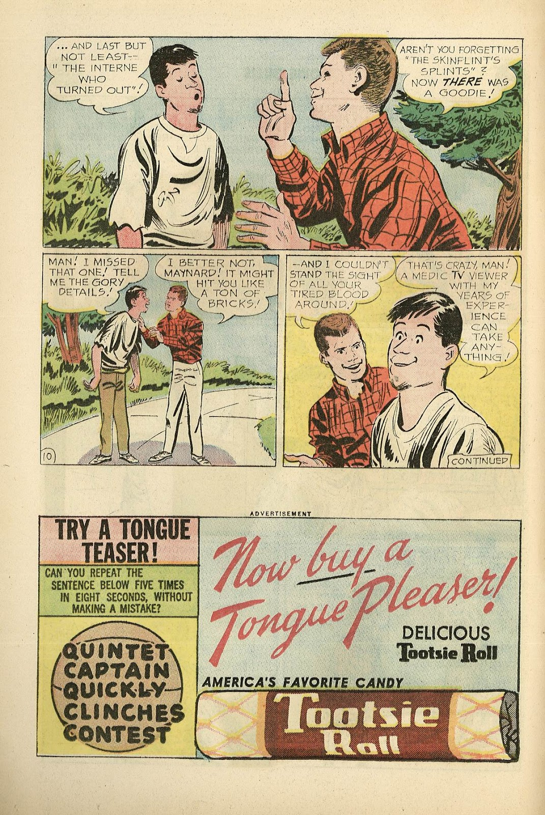 Many Loves of Dobie Gillis issue 22 - Page 12