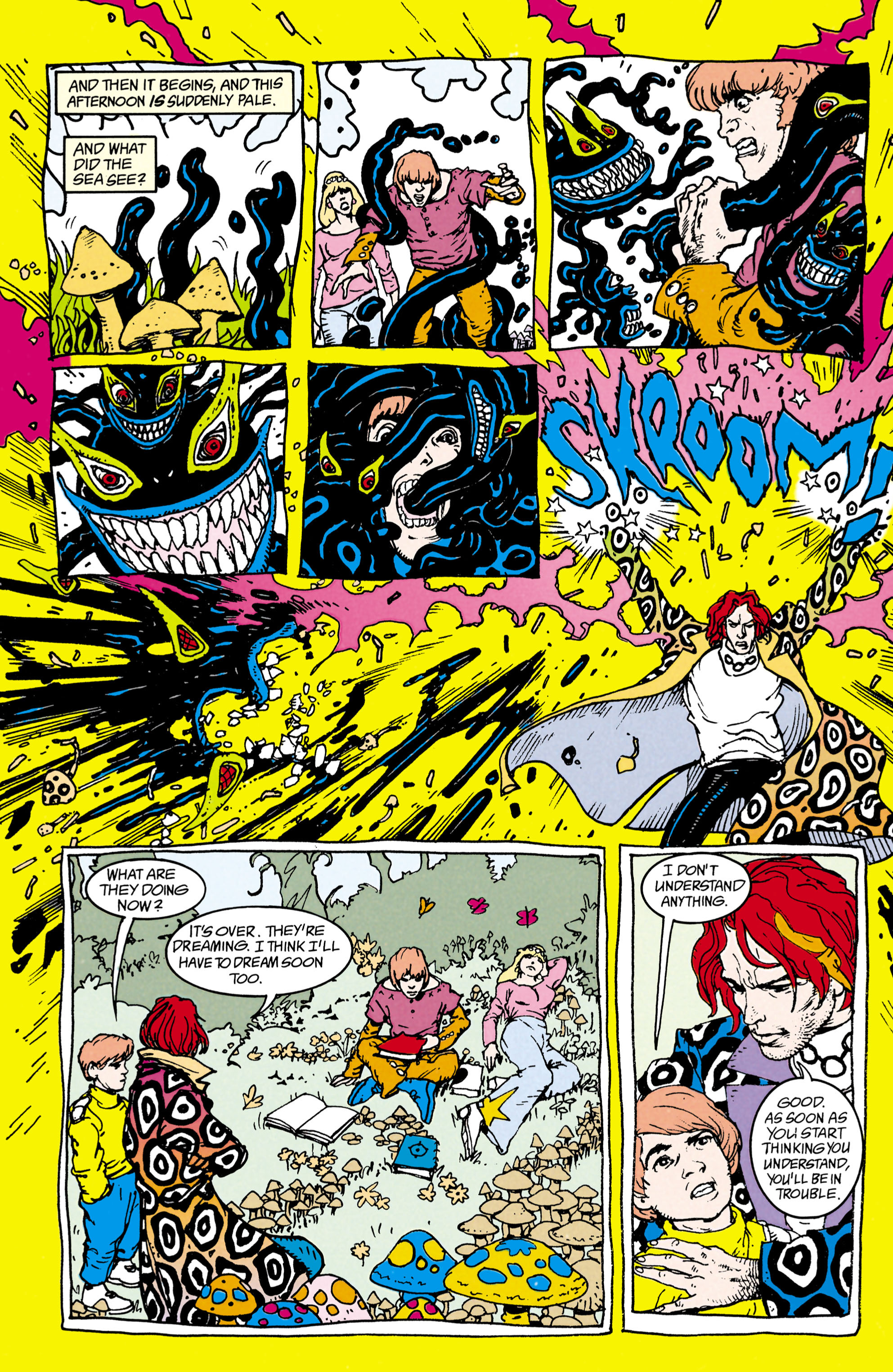 Read online Shade, the Changing Man comic -  Issue #22 - 17
