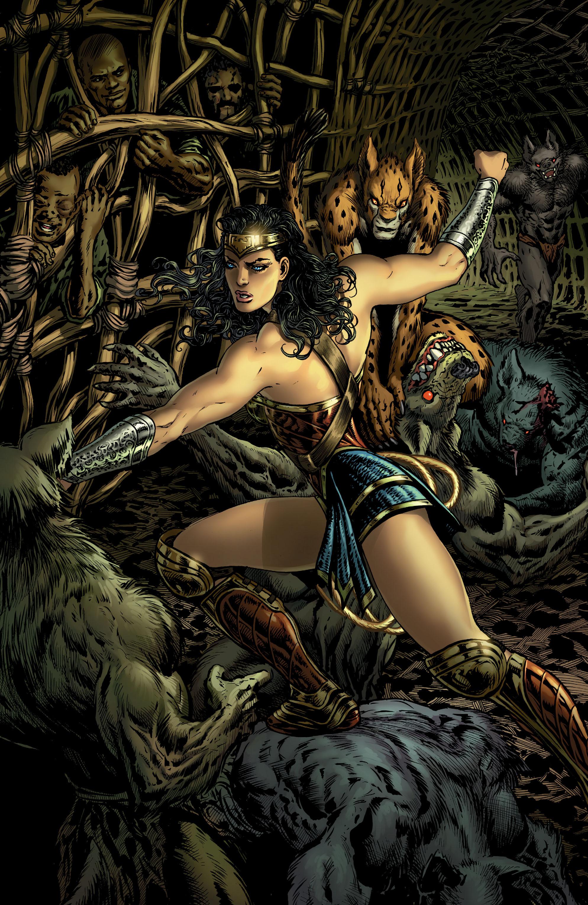 Read online Wonder Woman (2016) comic -  Issue #5 - 20