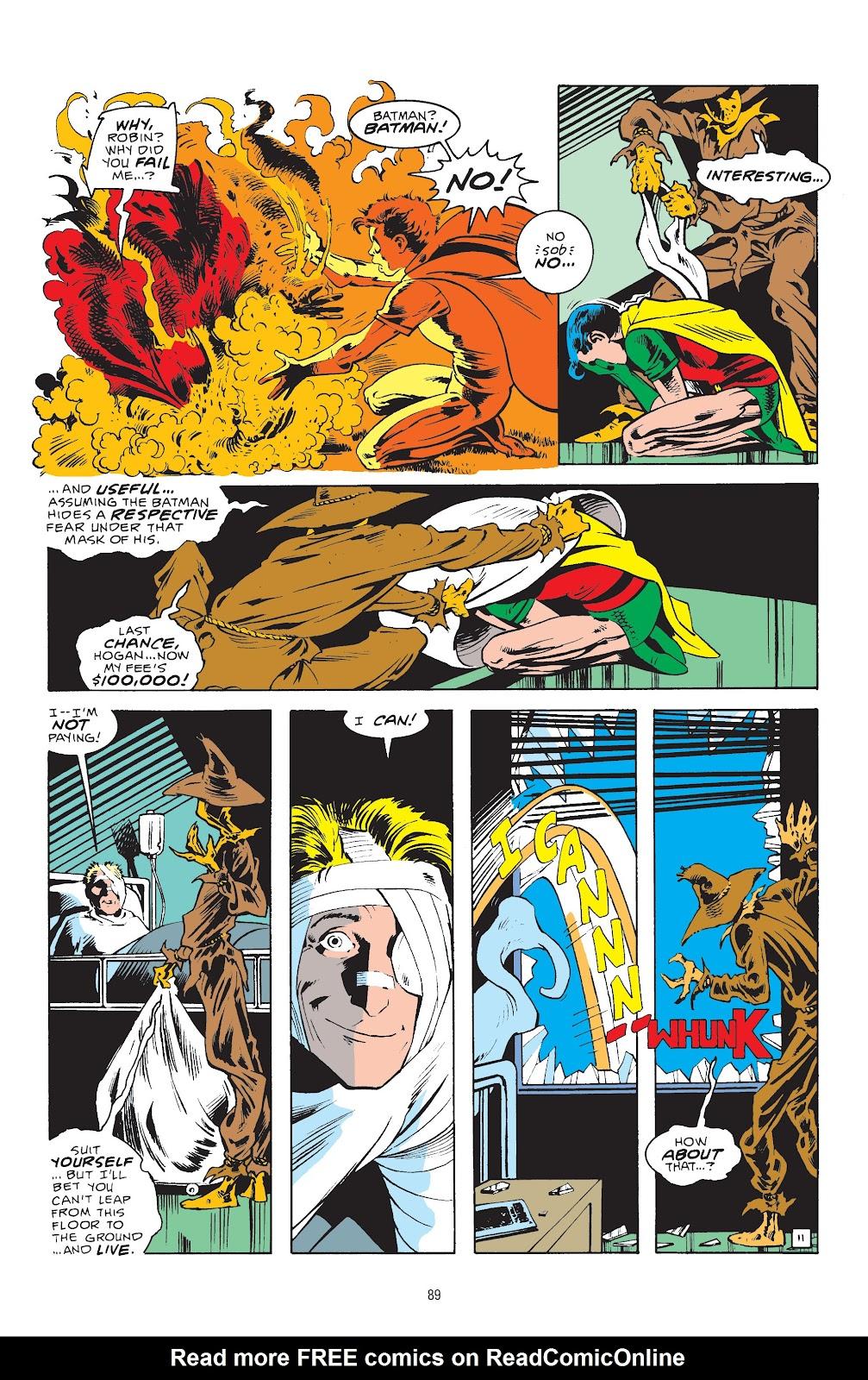 Read online Detective Comics (1937) comic -  Issue # _TPB Batman - The Dark Knight Detective 1 (Part 1) - 89