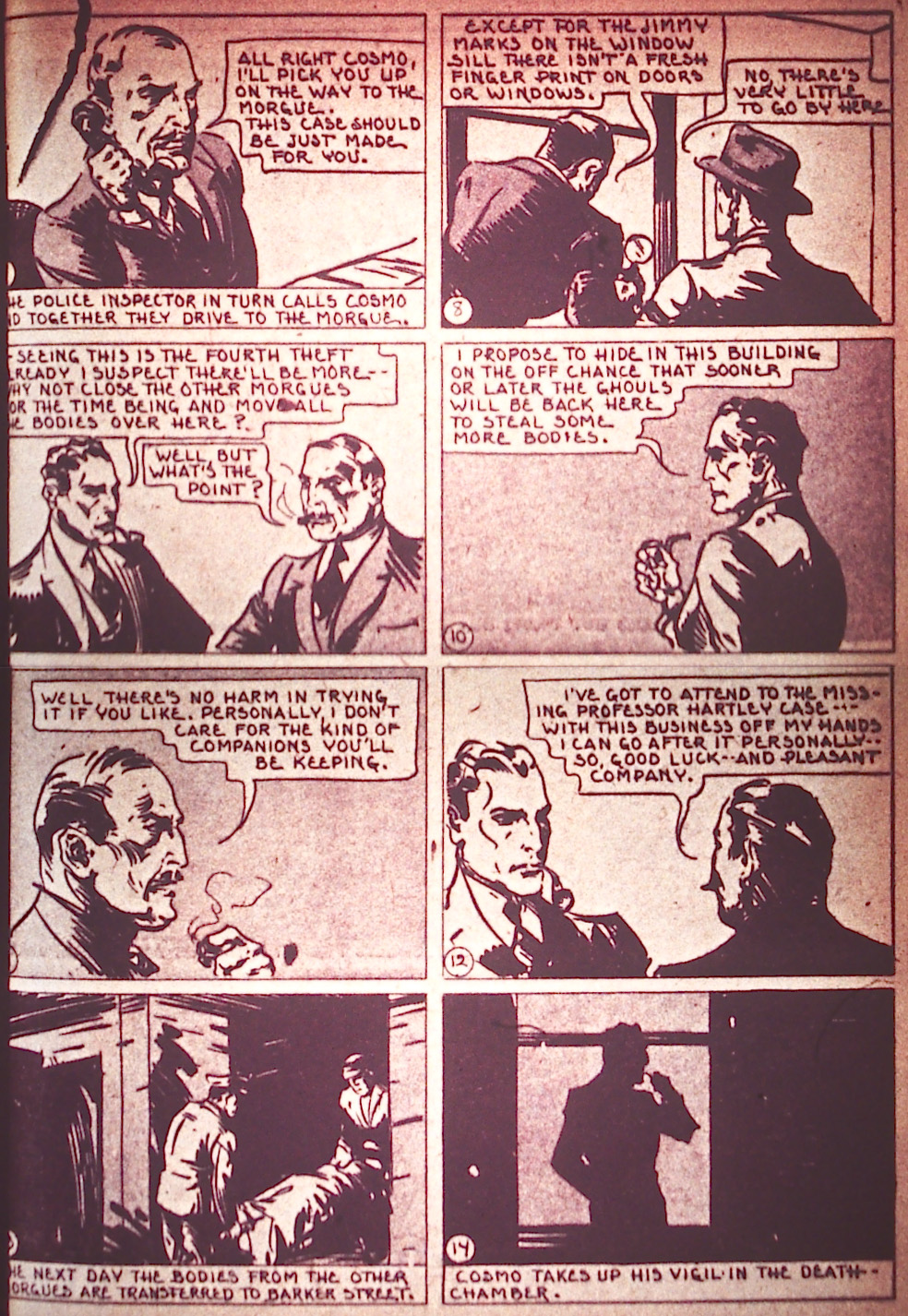 Read online Detective Comics (1937) comic -  Issue #8 - 17