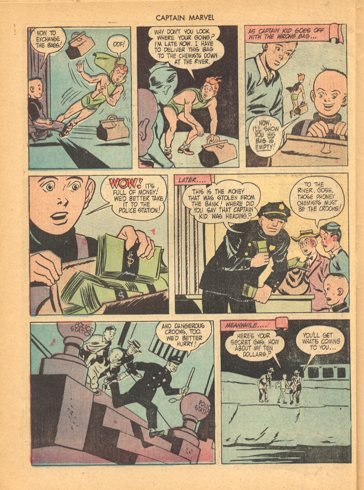 Captain Marvel Adventures issue 62 - Page 38