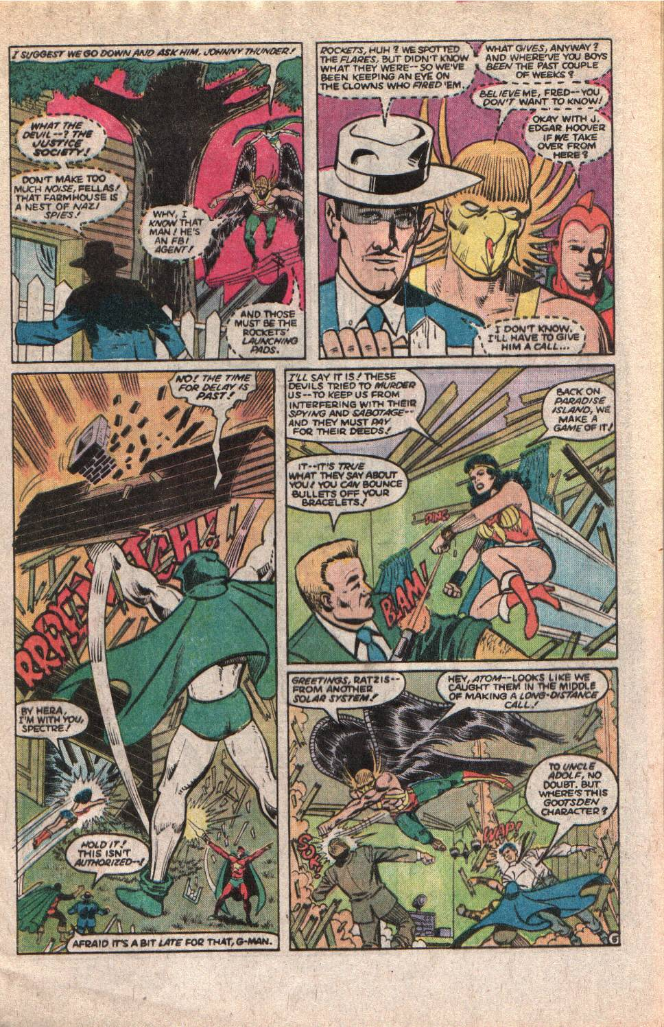 Read online All-Star Squadron comic -  Issue #60 - 9