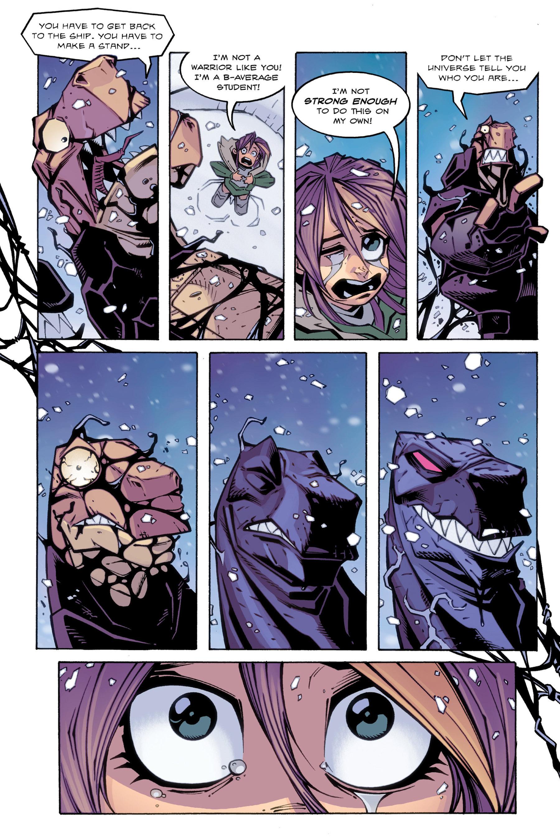 Read online Rexodus comic -  Issue # Full - 93