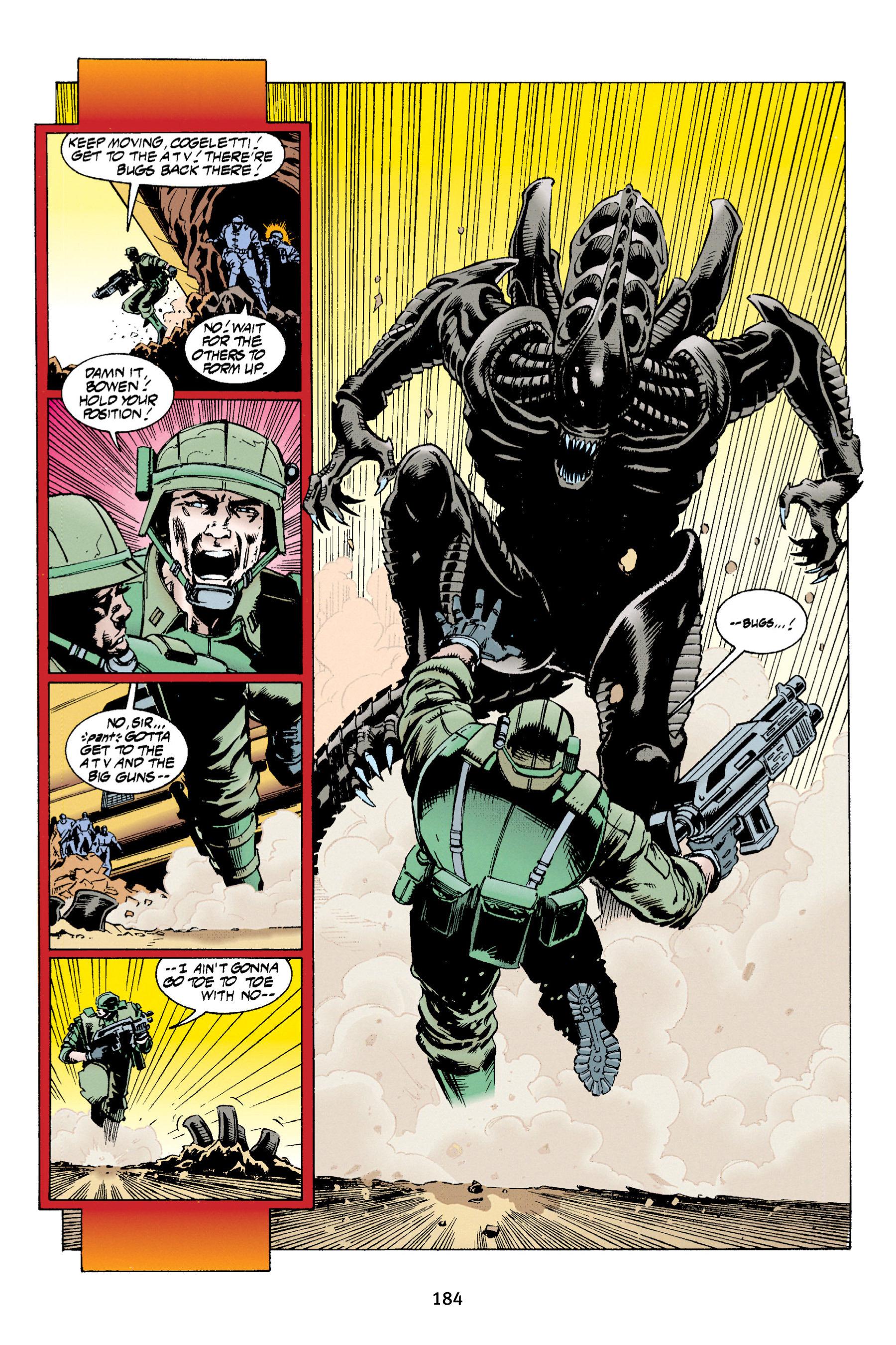 Read online Aliens vs. Predator Omnibus comic -  Issue # _TPB 1 Part 2 - 82