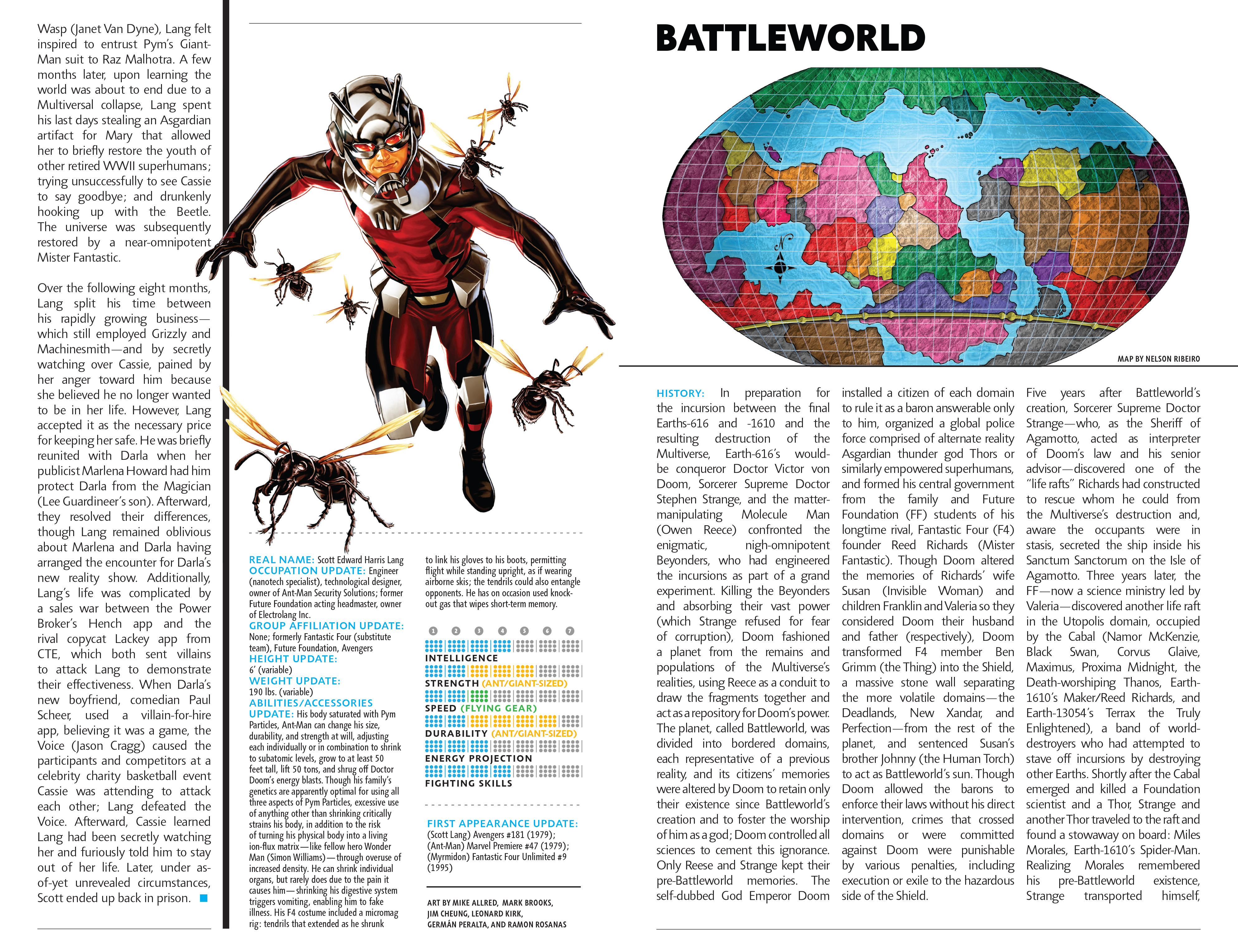 Read online All-New, All Different Marvel Universe comic -  Issue # Full - 7