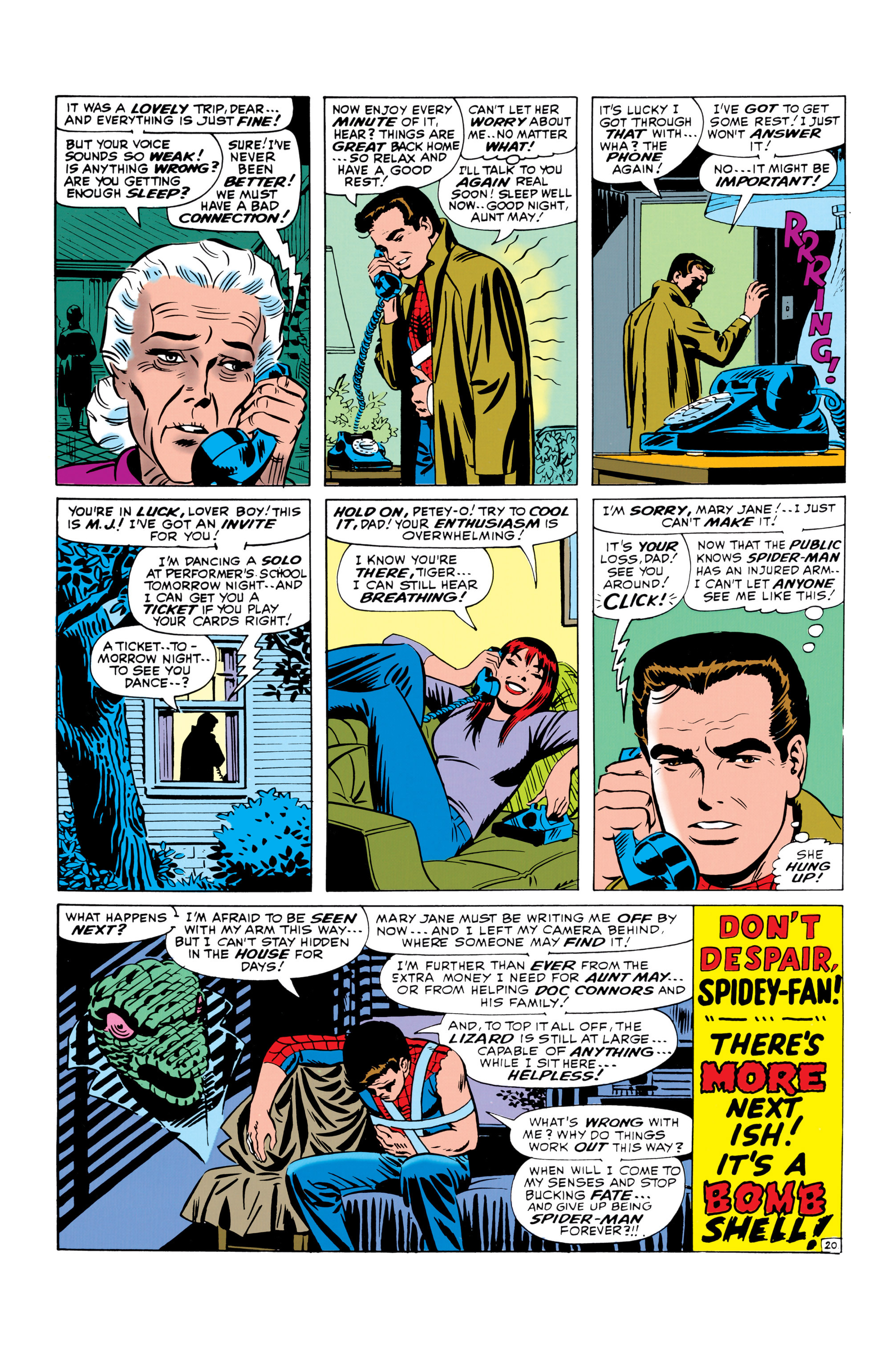 The Amazing Spider-Man (1963) 44 Page 20