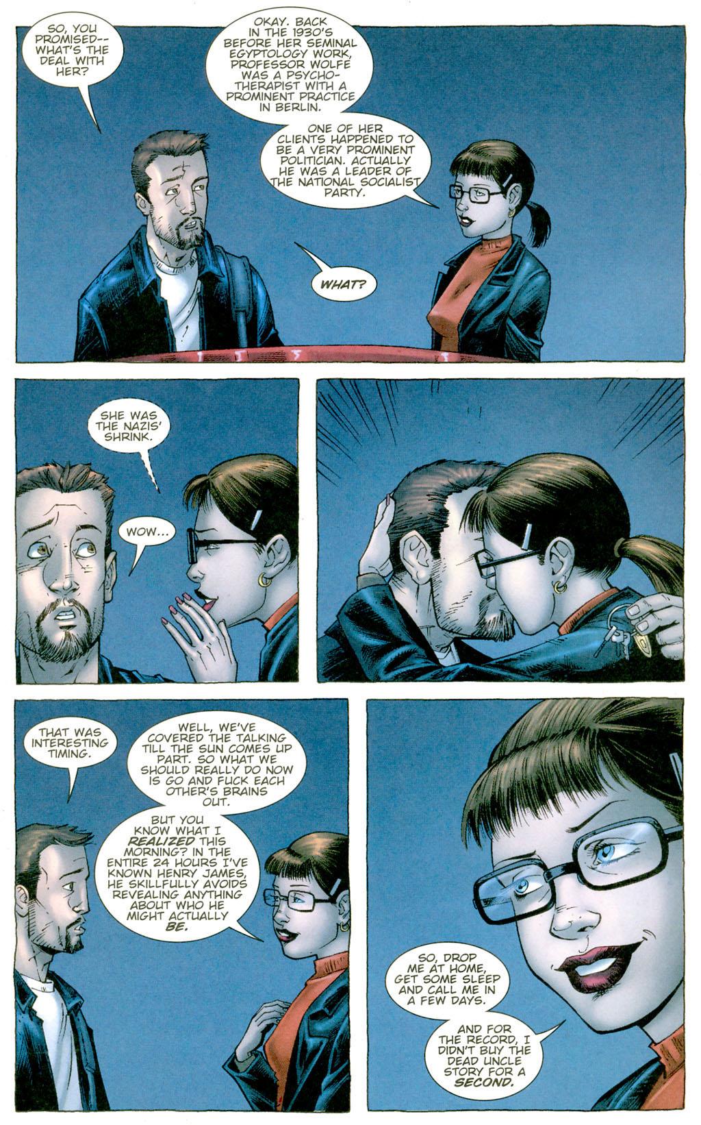 Read online The Exterminators comic -  Issue #7 - 14
