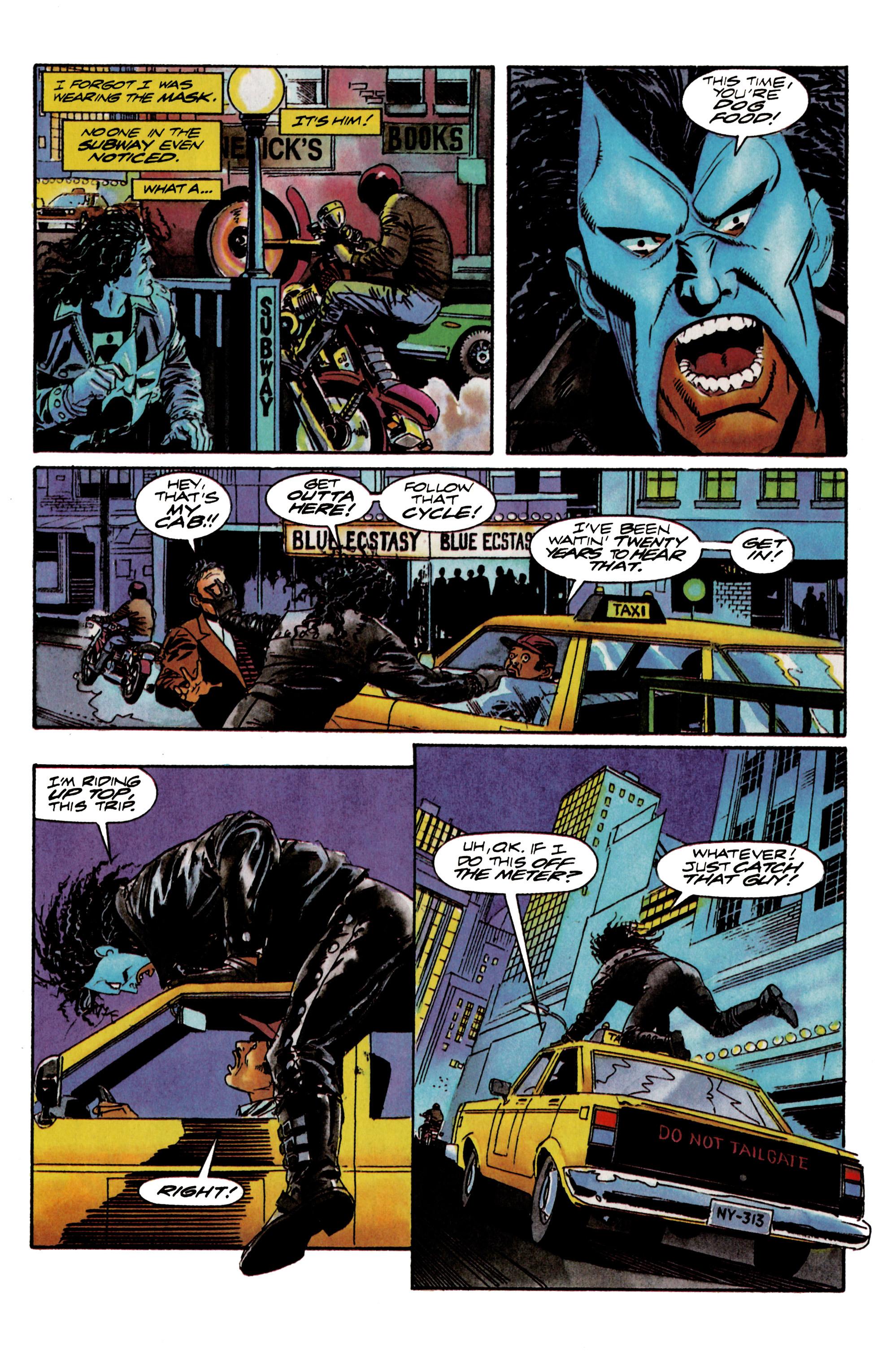 Read online Shadowman (1992) comic -  Issue #16 - 11