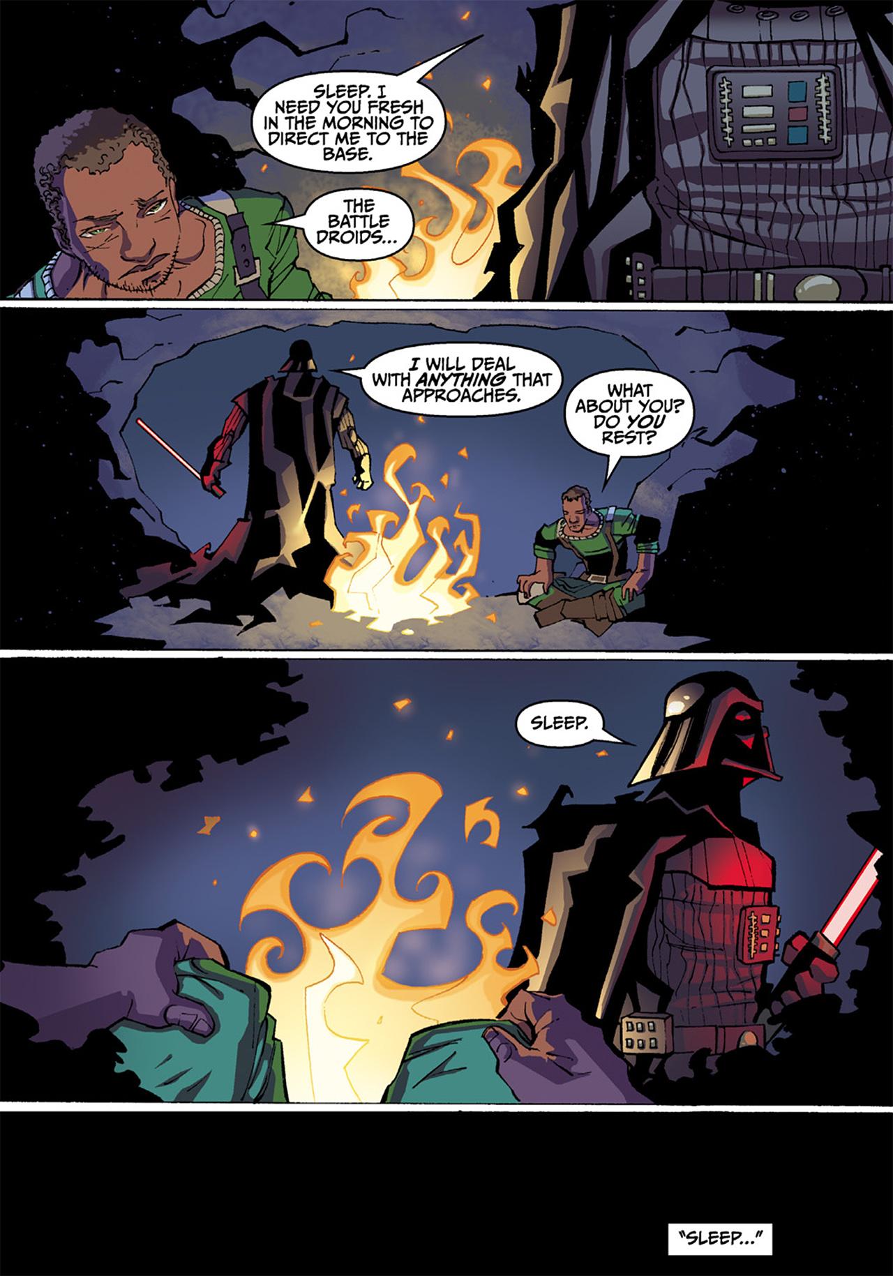 Read online Star Wars Omnibus comic -  Issue # Vol. 33 - 294
