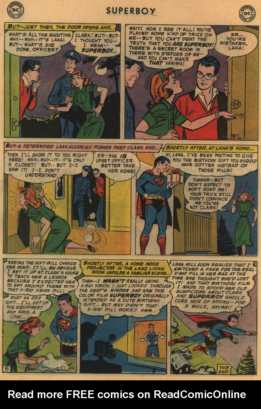 Superboy (1949) issue 64 - Page 18