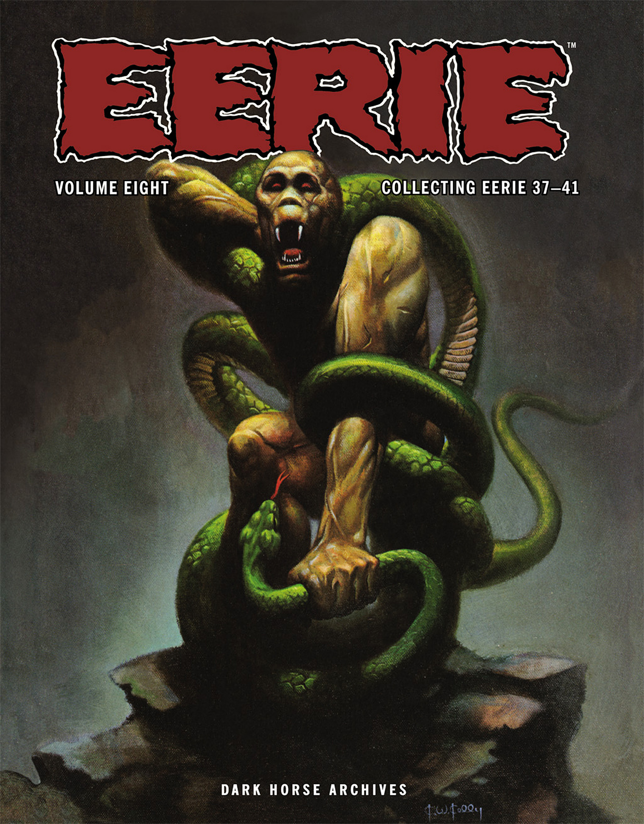 Read online Eerie Archives comic -  Issue # TPB 8 - 1