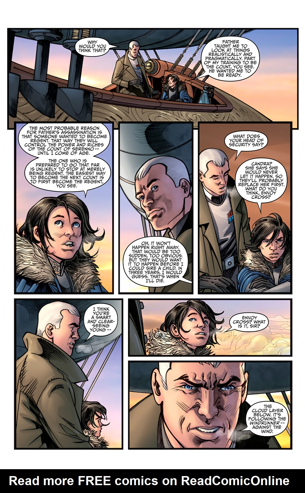 Read online Star Wars: Agent Of The Empire - Hard Targets comic -  Issue #2 - 16