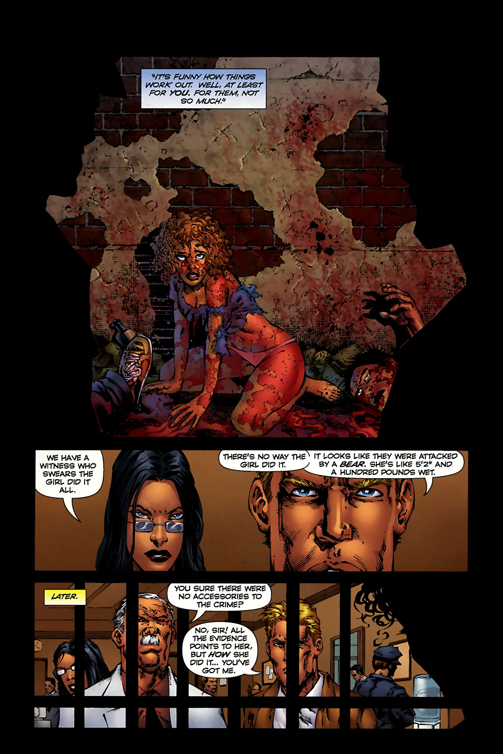 Read online Ant comic -  Issue #10 - 18