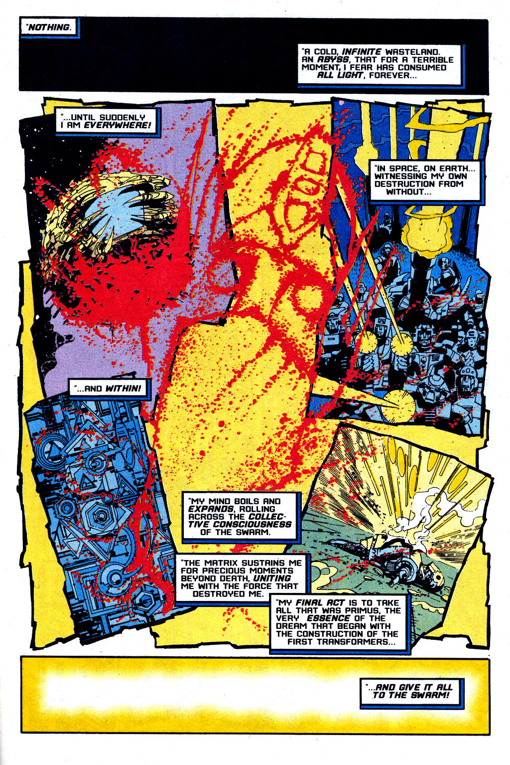 Read online Transformers: Generation 2 comic -  Issue #12 - 33