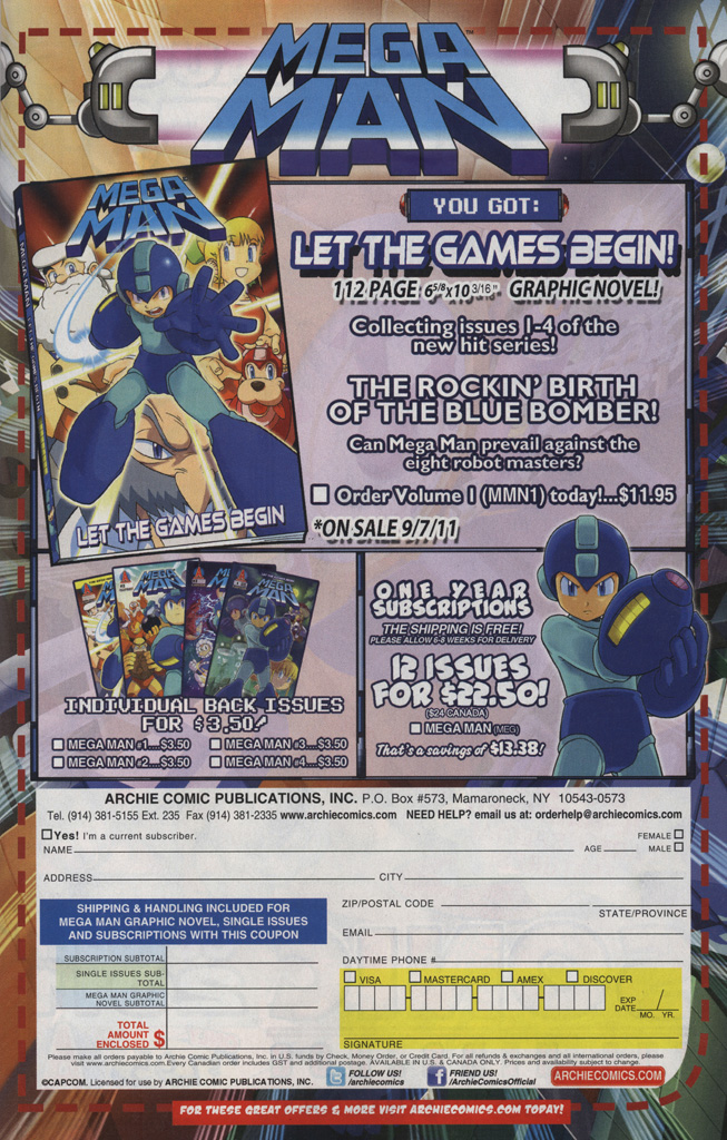 Read online Sonic Universe comic -  Issue #31 - 13