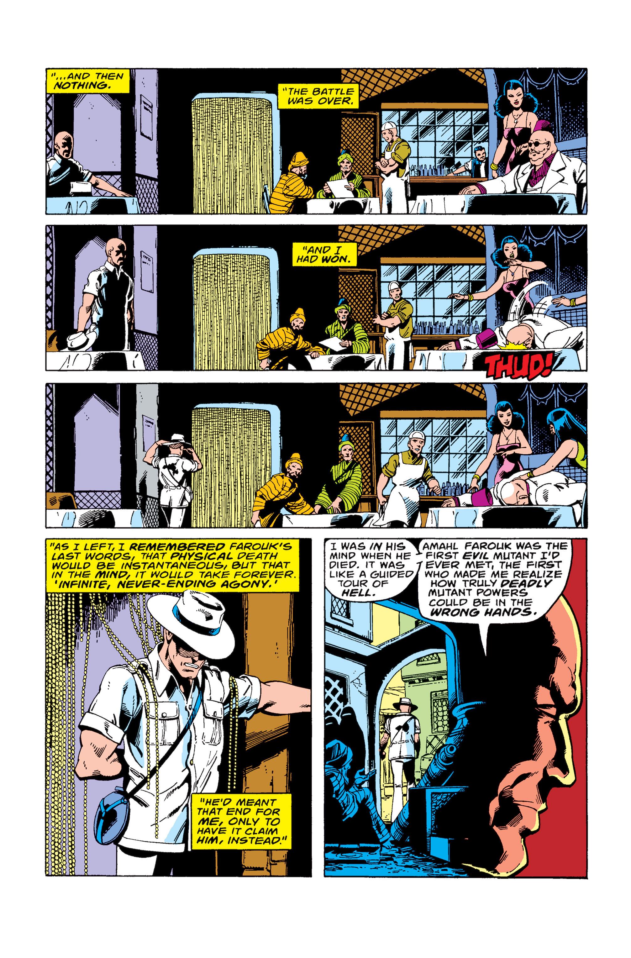 Read online Uncanny X-Men (1963) comic -  Issue #117 - 16