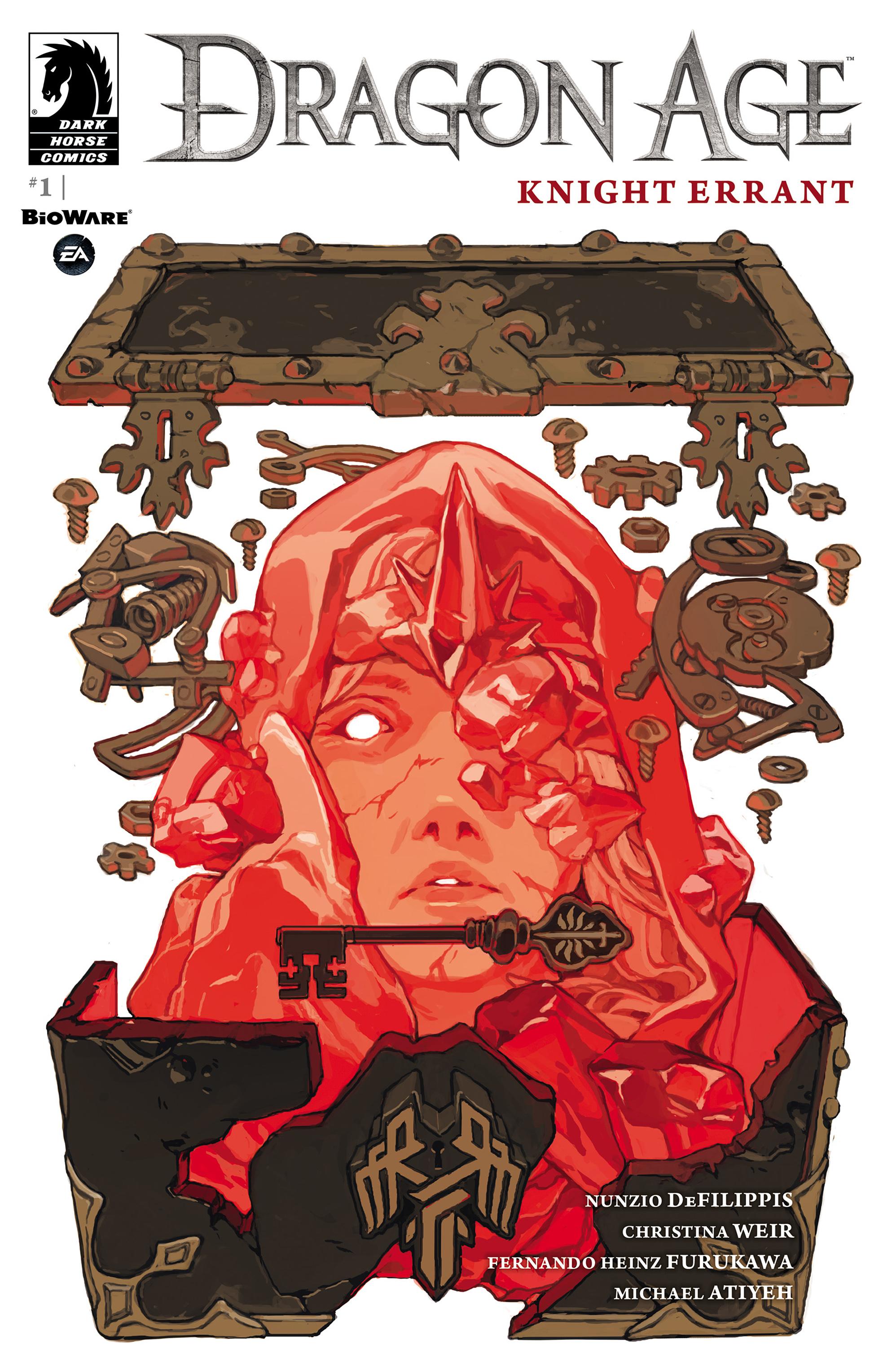 Read online Dragon Age: Knight Errant comic -  Issue #1 - 1