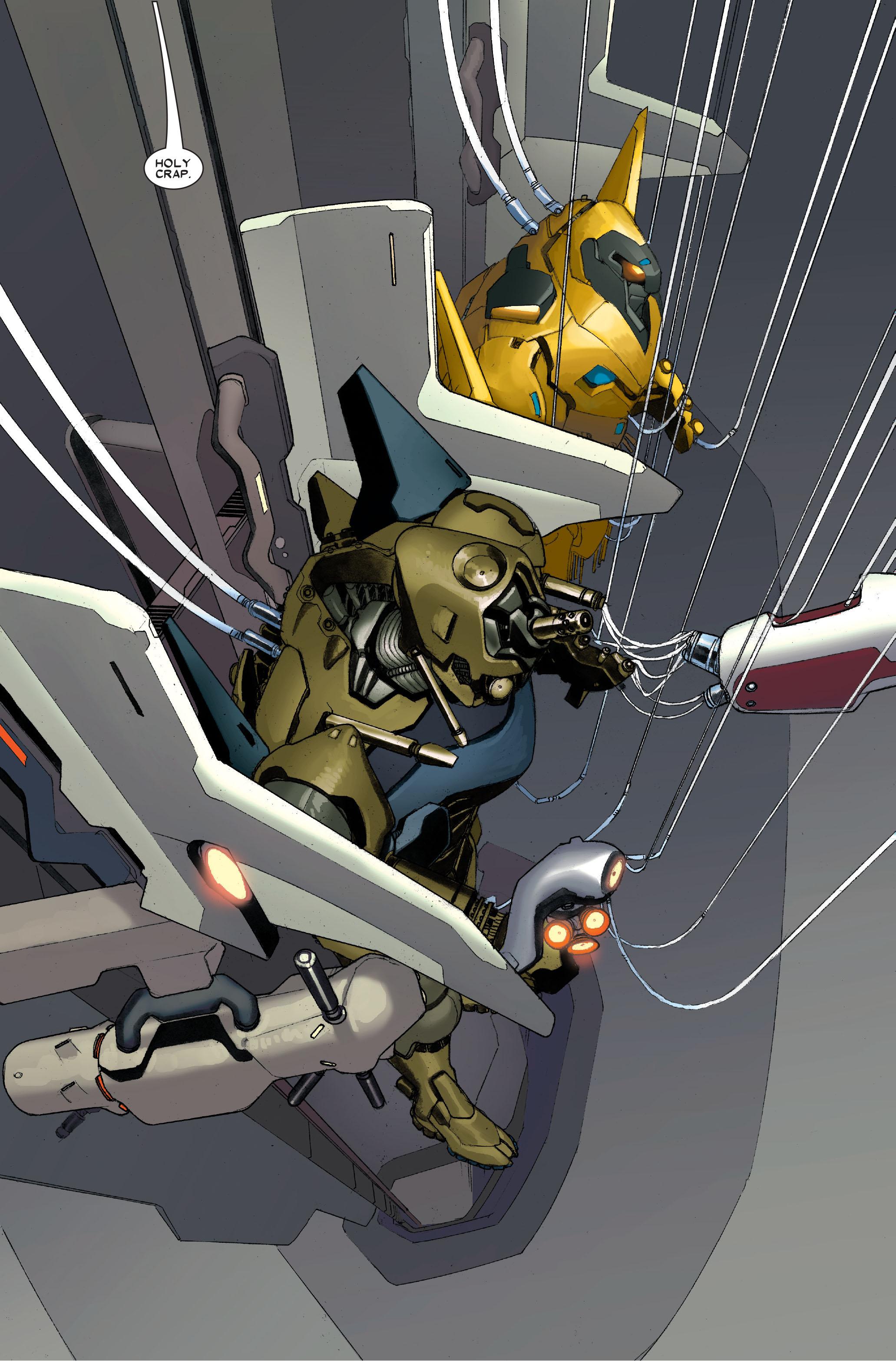 X-Men (1991) 185 Page 21