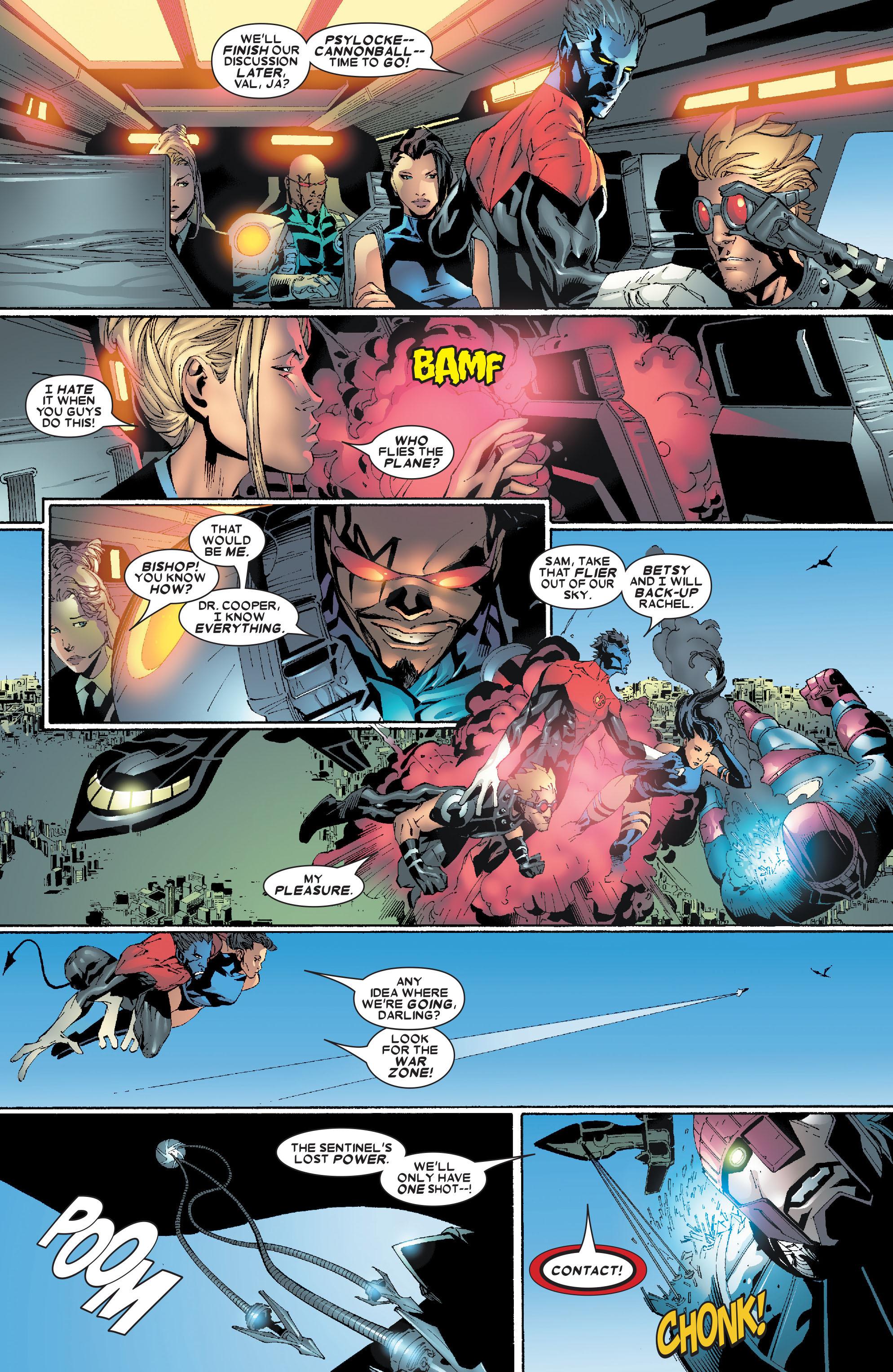 Read online Uncanny X-Men (1963) comic -  Issue #471 - 12