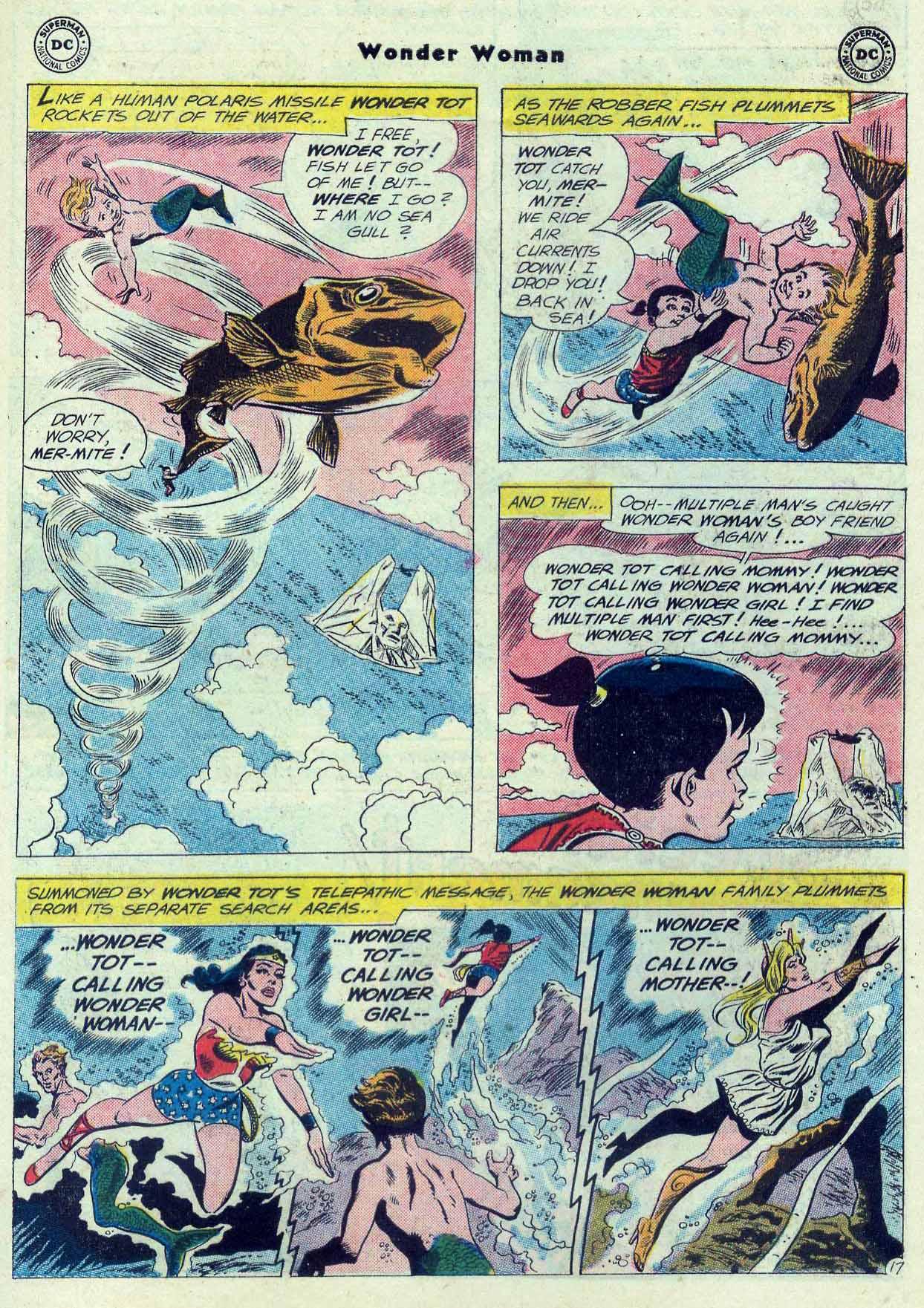 Read online Wonder Woman (1942) comic -  Issue #129 - 23