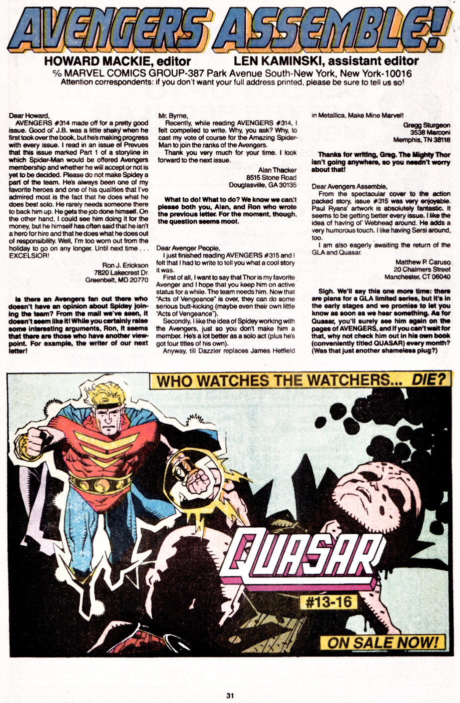 The Avengers (1963) 325 Page 23