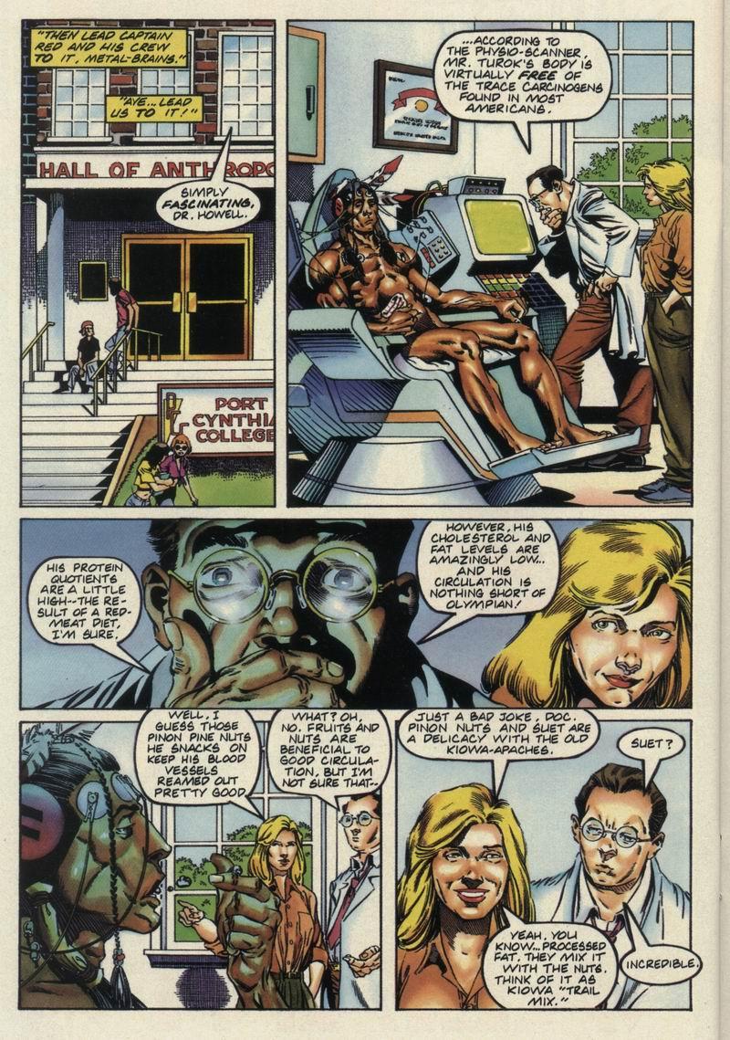 Read online Turok, Dinosaur Hunter (1993) comic -  Issue #13 - 20