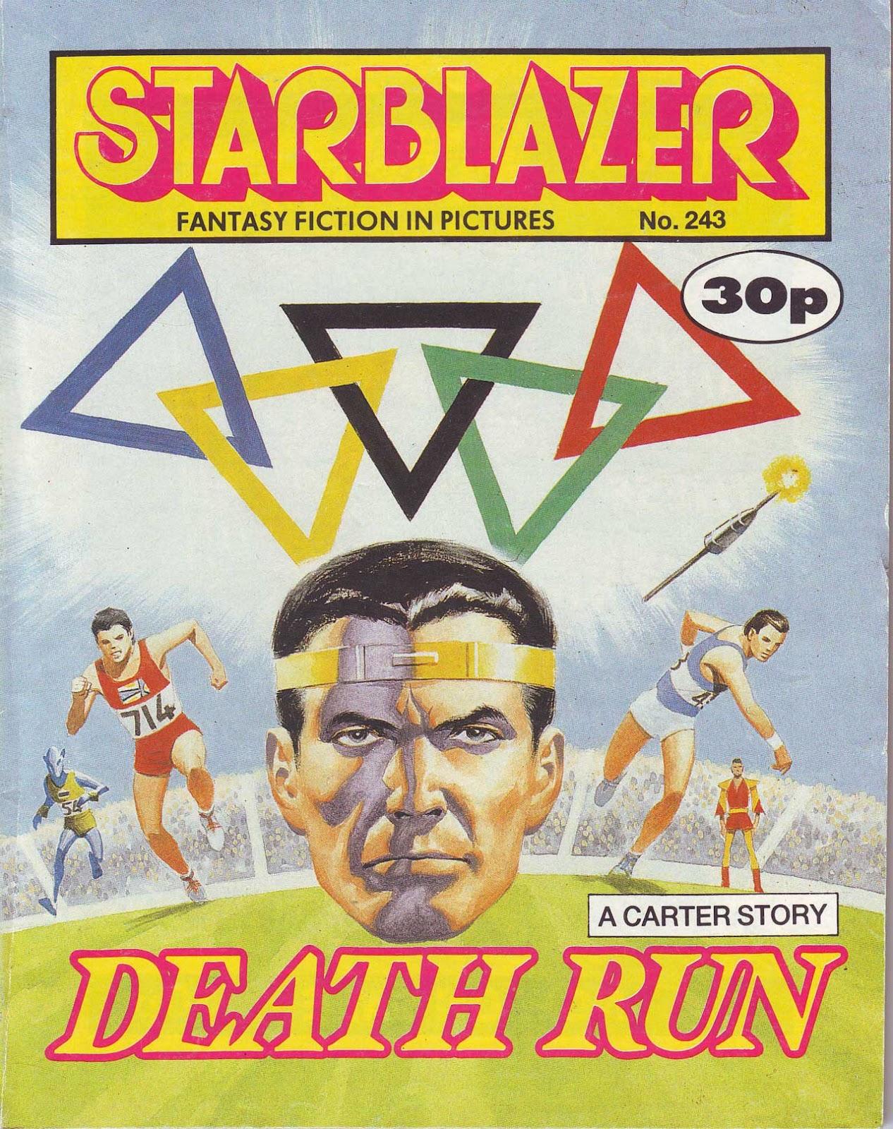Starblazer issue 243 - Page 1