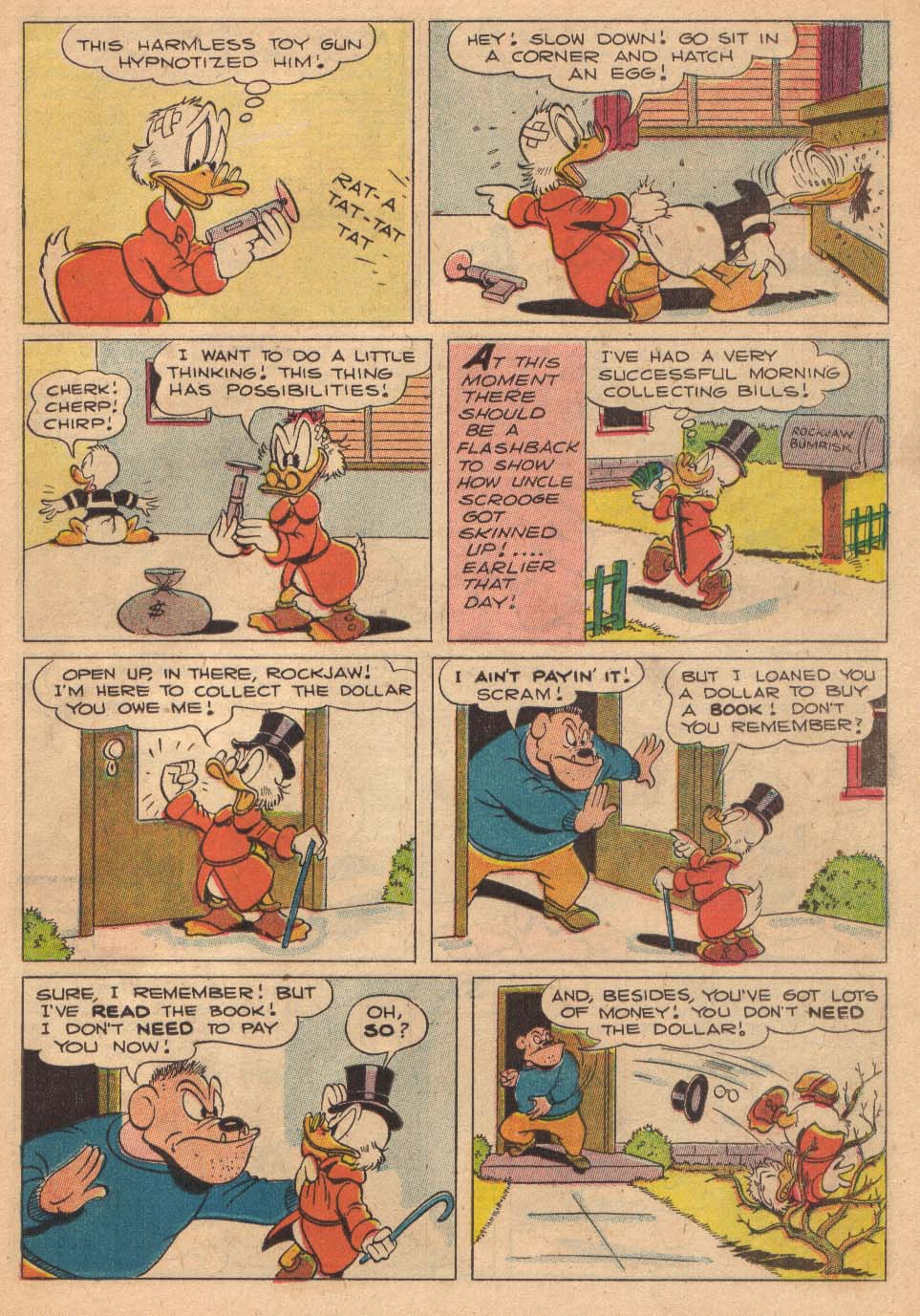 Walt Disney's Comics and Stories issue 145 - Page 7