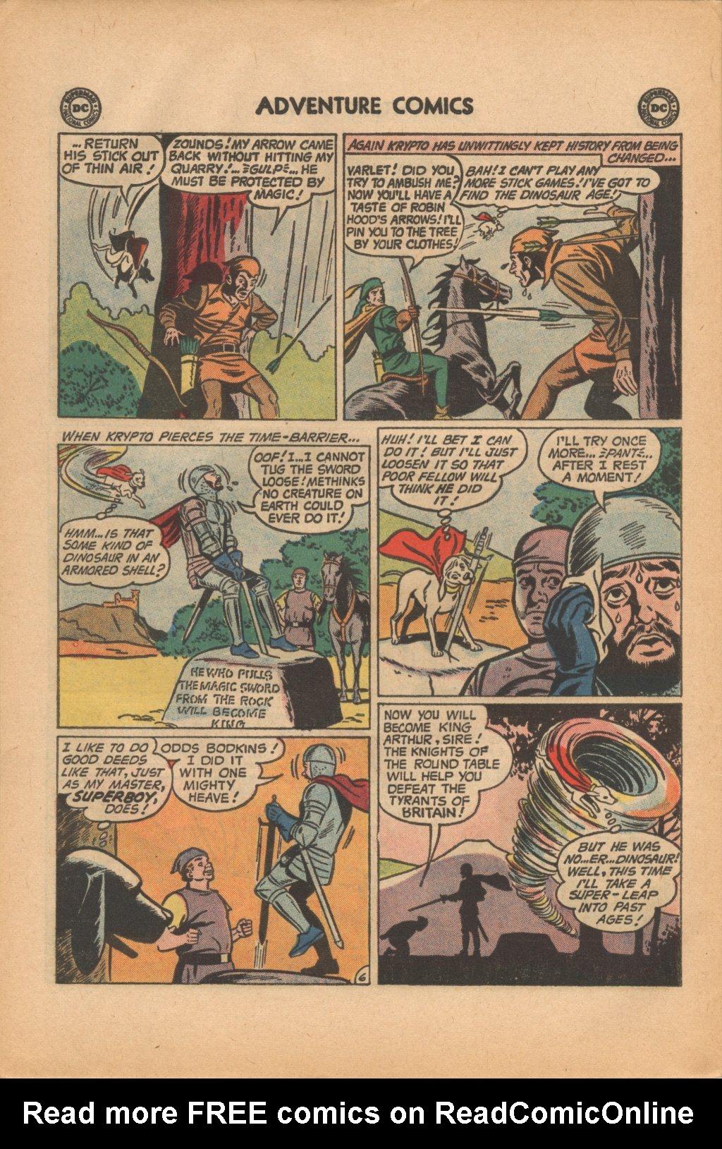 Read online Adventure Comics (1938) comic -  Issue #323 - 30