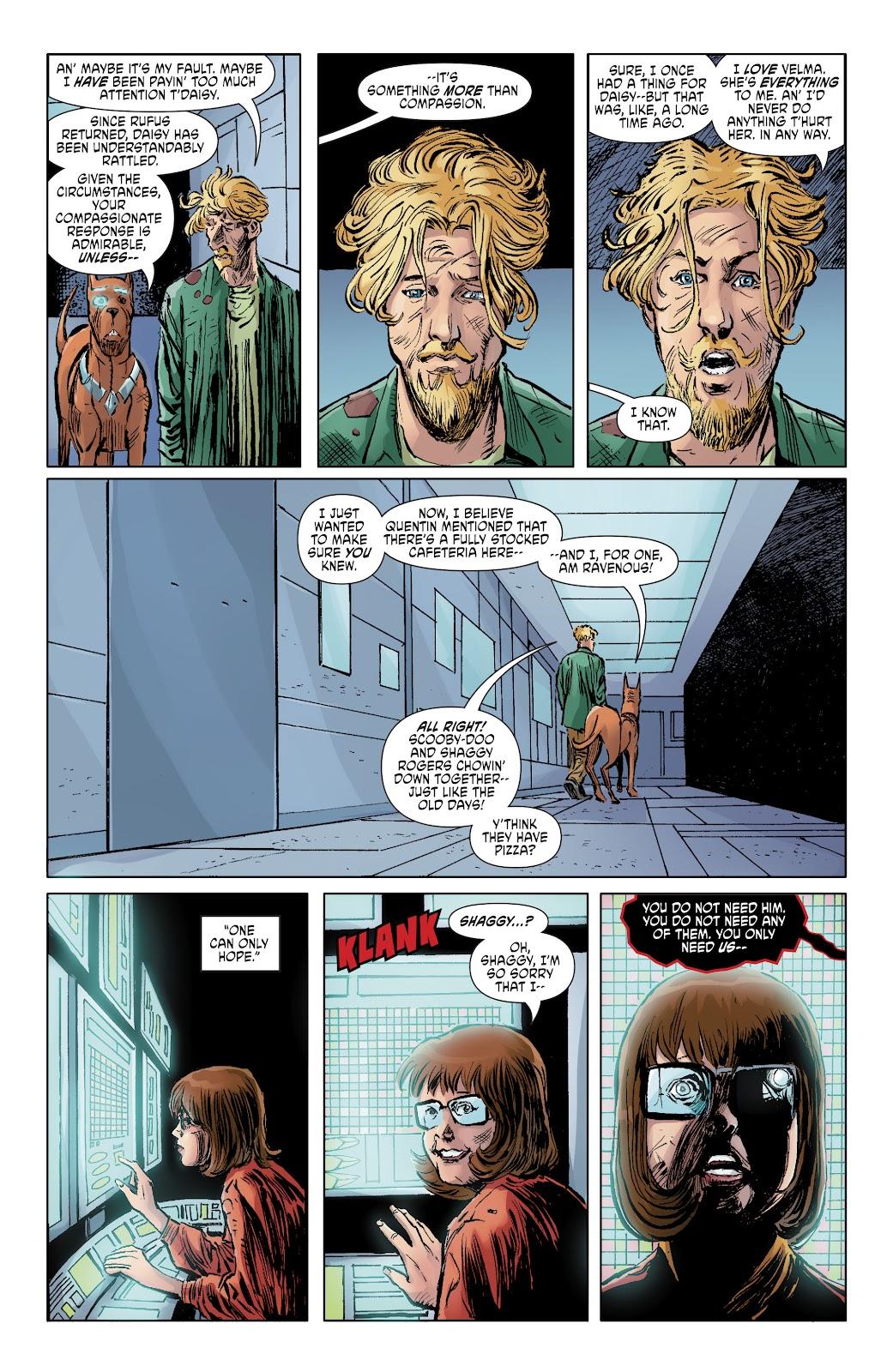 Read online Scooby Apocalypse comic -  Issue #35 - 19