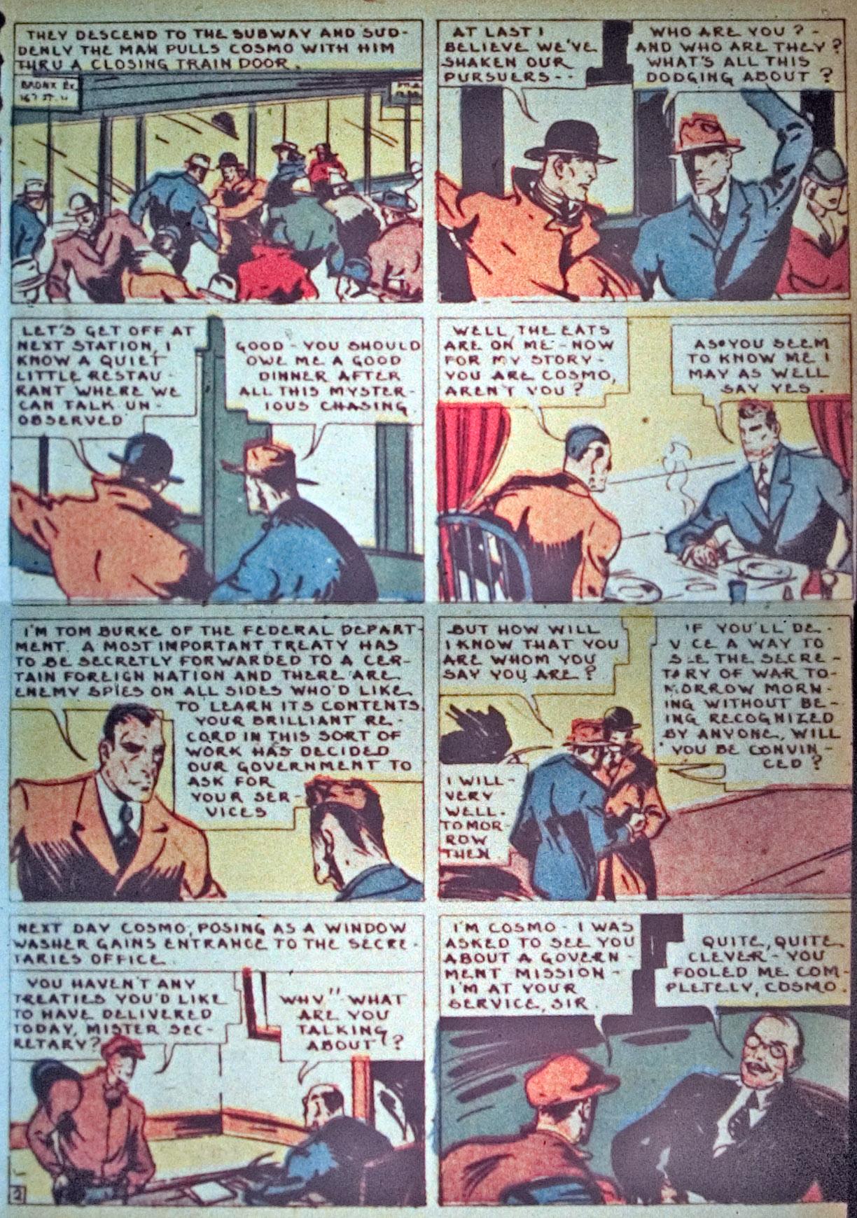 Read online Detective Comics (1937) comic -  Issue #34 - 43