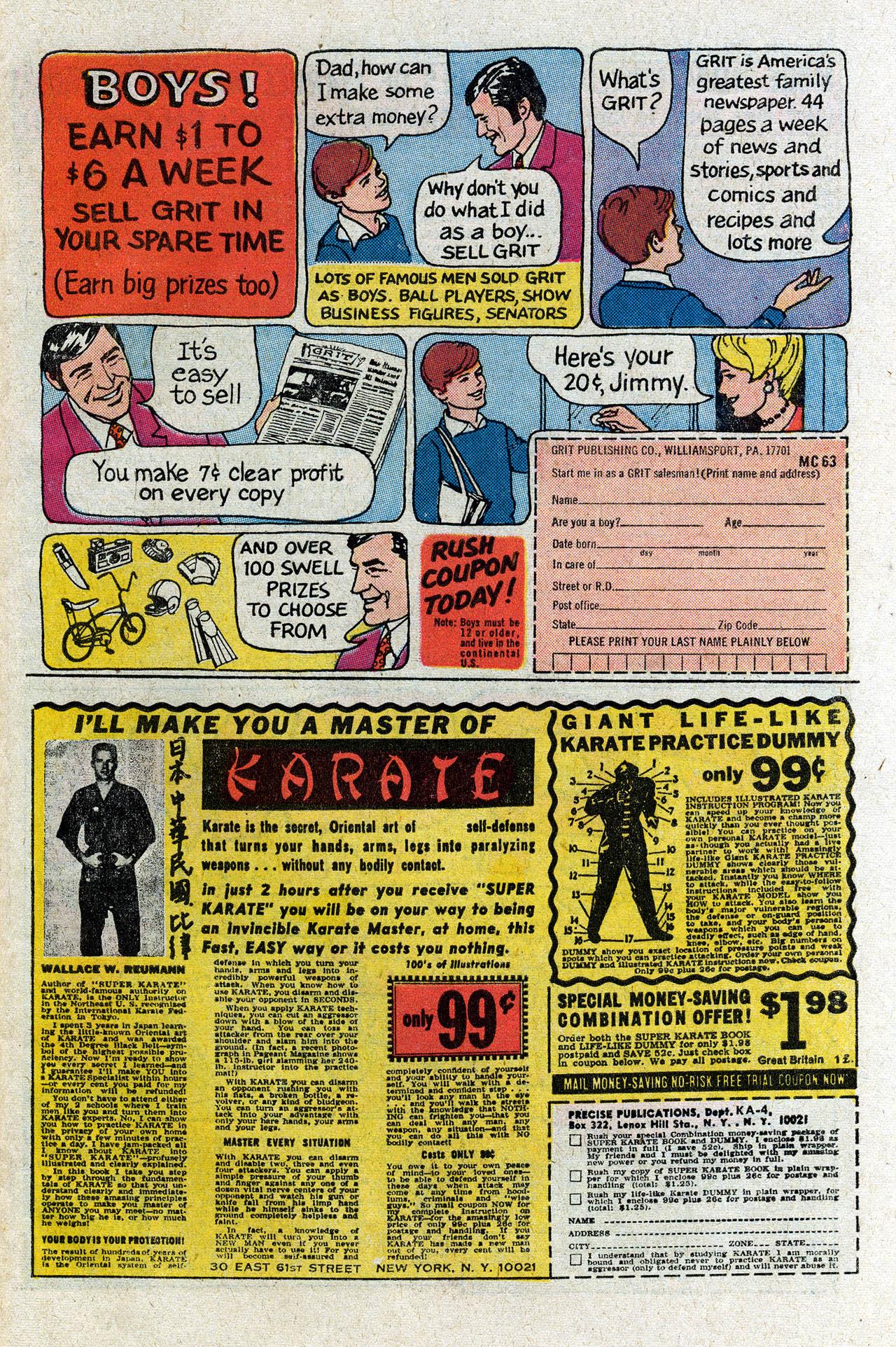 Read online Uncanny X-Men (1963) comic -  Issue #83 - 31
