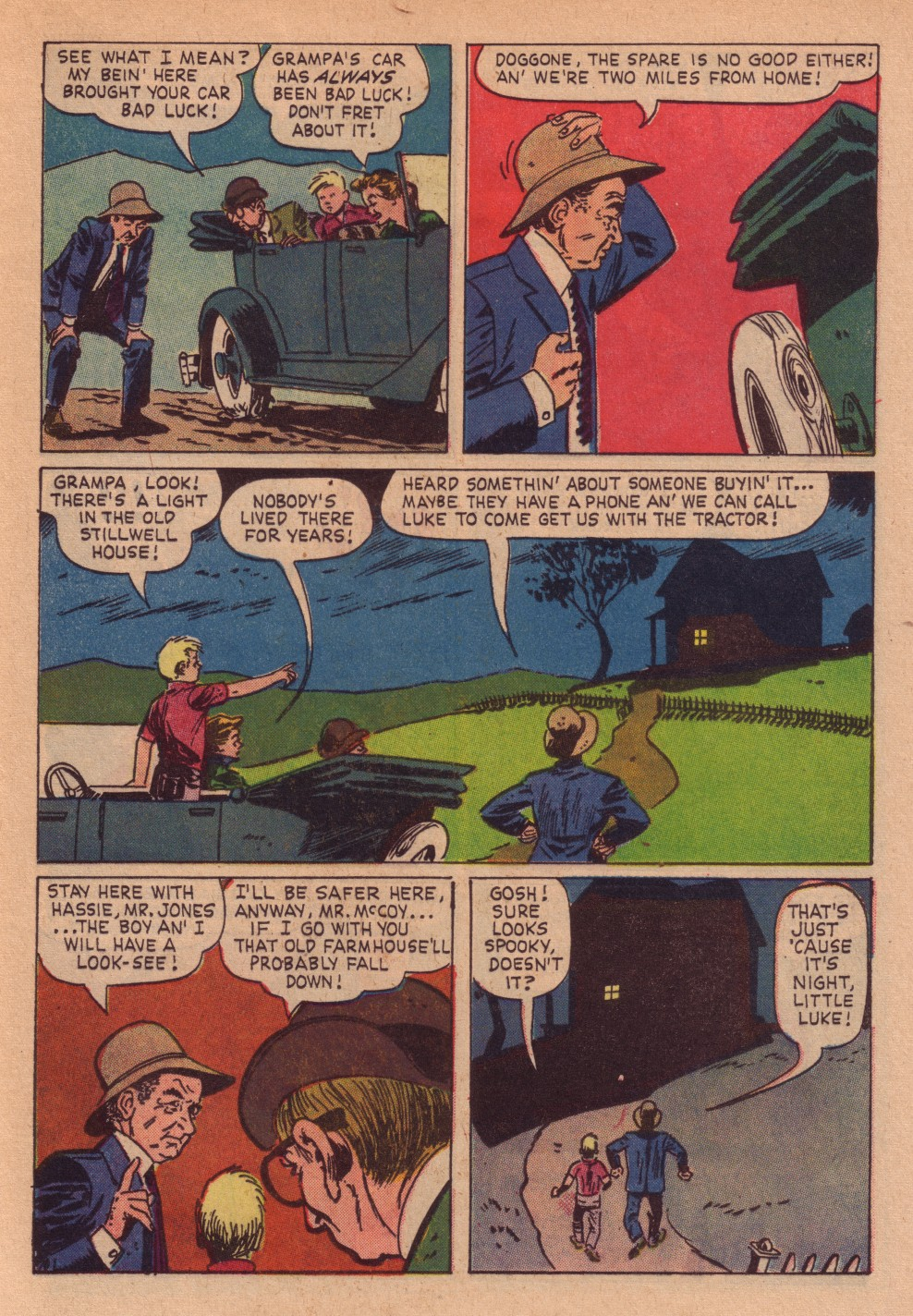 Four Color Comics issue 1265 - Page 25