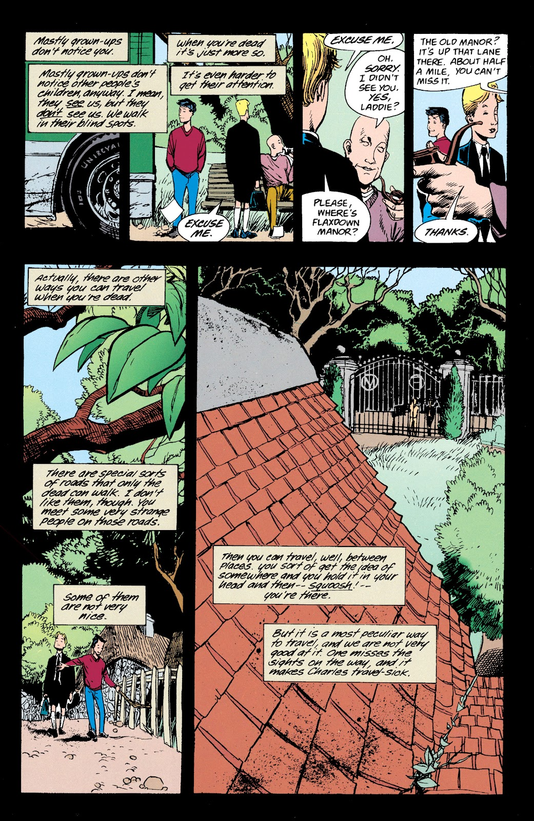 Read online The Children's Crusade comic -  Issue # _TPB (Part 1) - 24