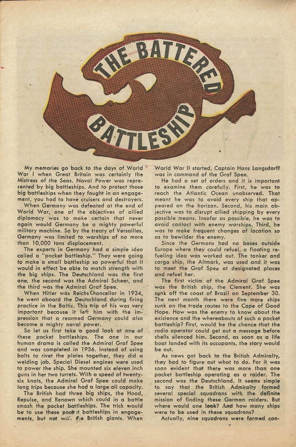 Read online Fightin' Navy comic -  Issue #81 - 20