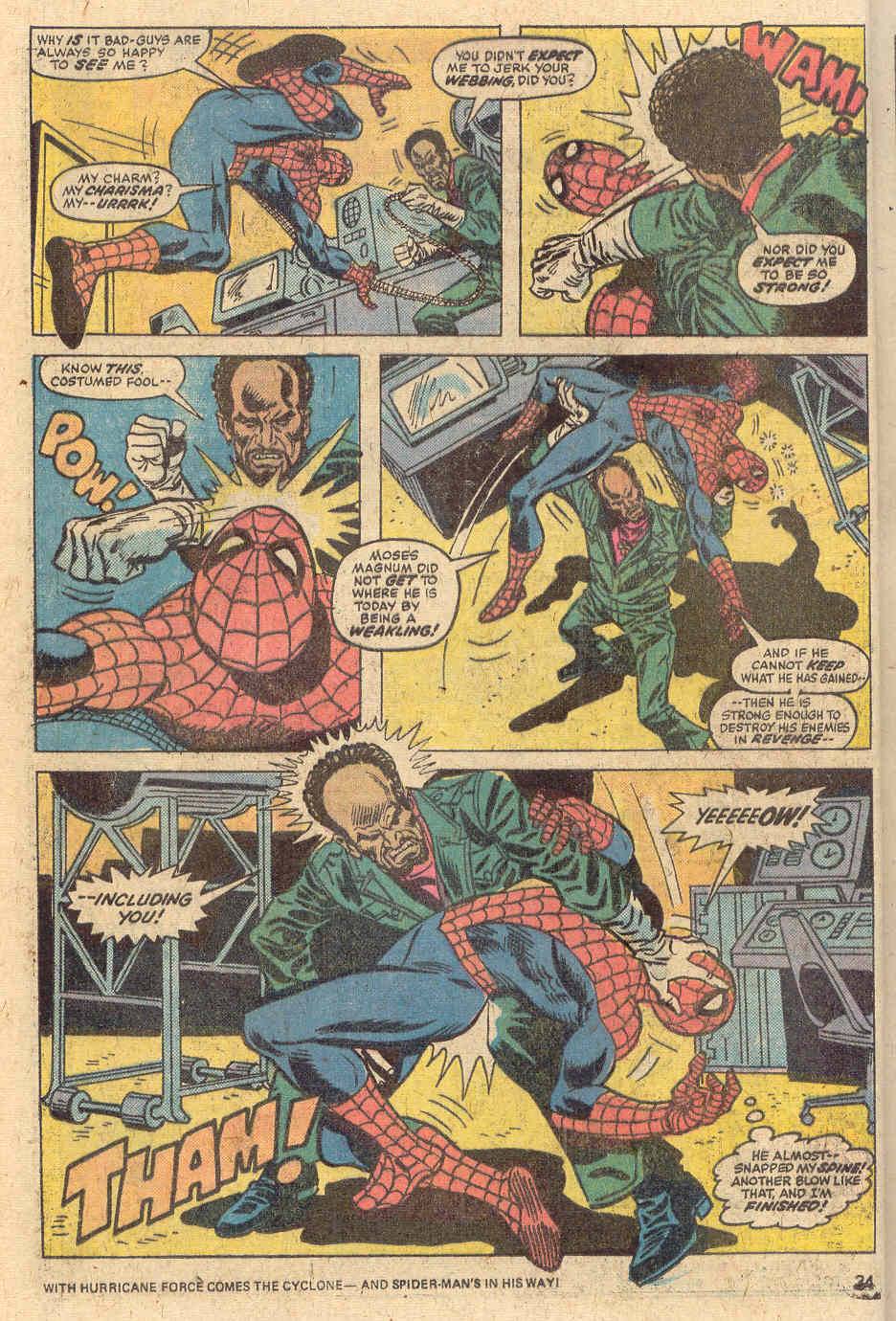 Giant-Size Spider-Man (1974) issue 4 - Page 27