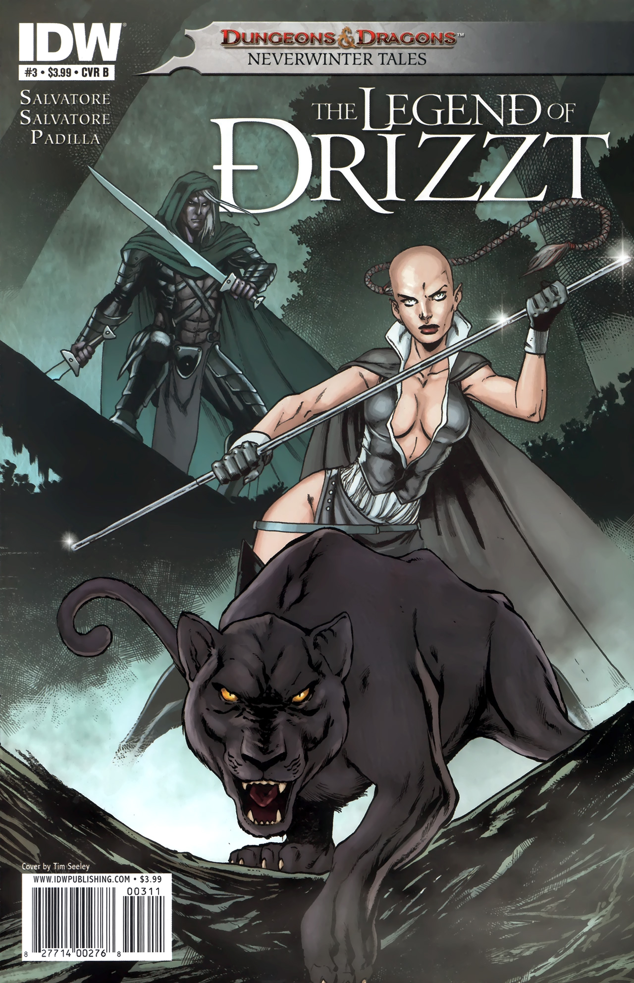 Dungeons & Dragons: The Legend of Drizzt: Neverwinter Tales 3 Page 2