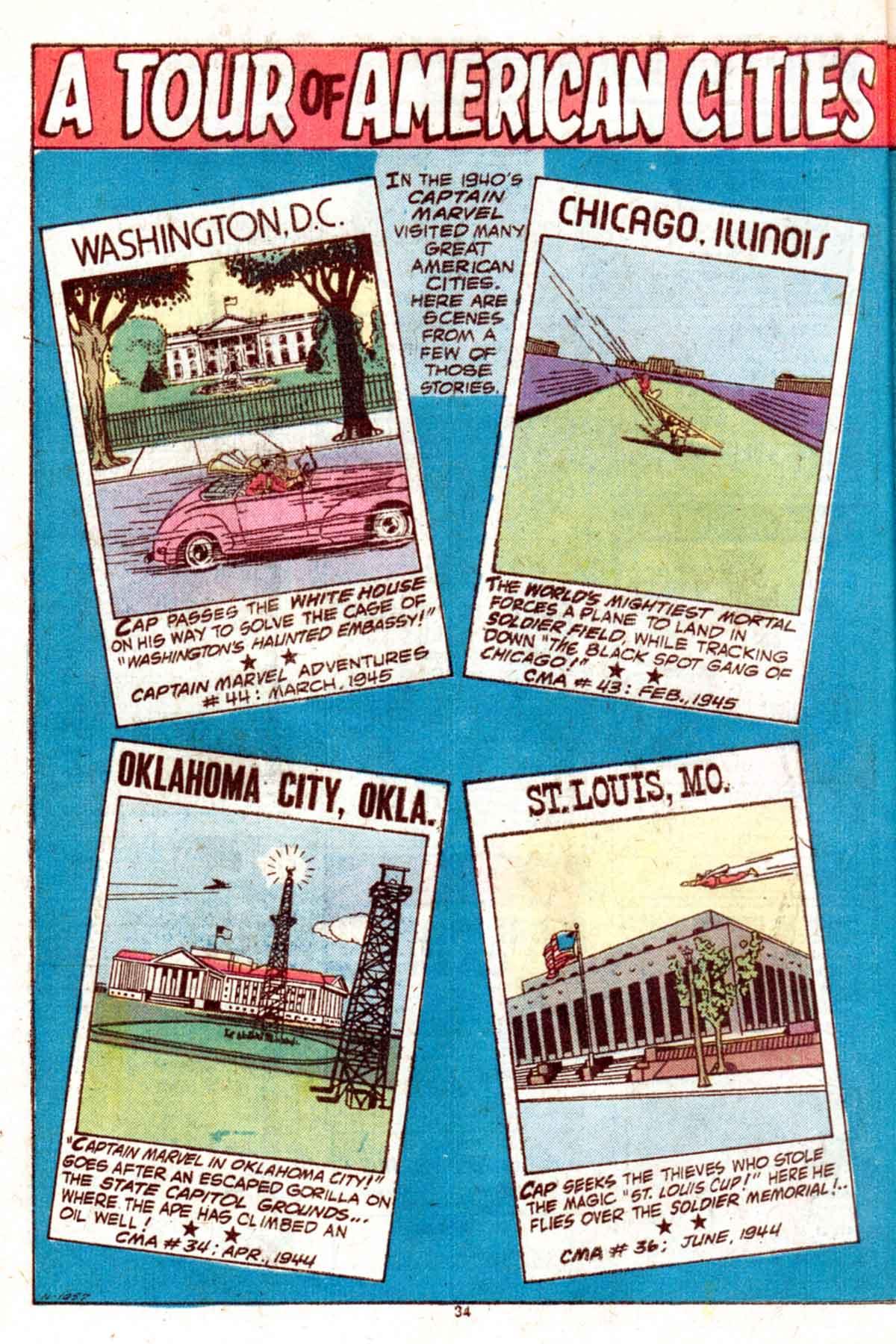 Read online Shazam! (1973) comic -  Issue #15 - 34